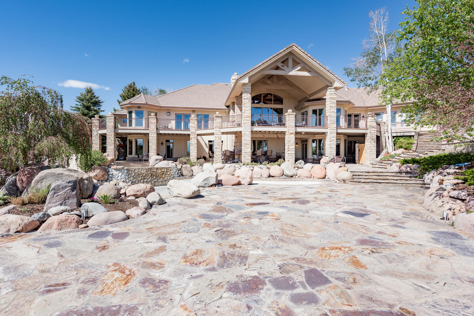 Single Family Homes for Active at 7250 Fox Creek Trail Franktown, Colorado 80116 United States
