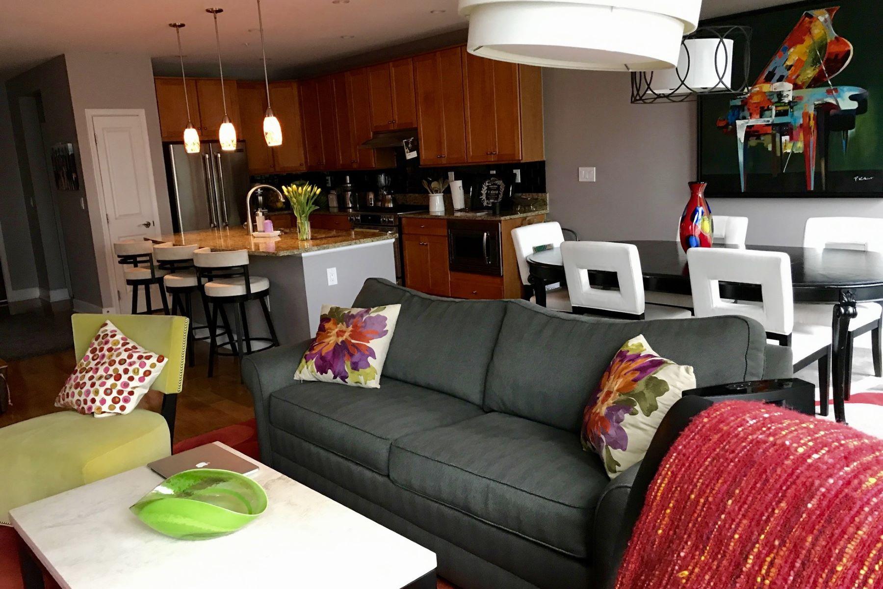 Condominio por un Alquiler en 1418 Rhodes Street N B404, Arlington Arlington, Virginia 22209 Estados Unidos