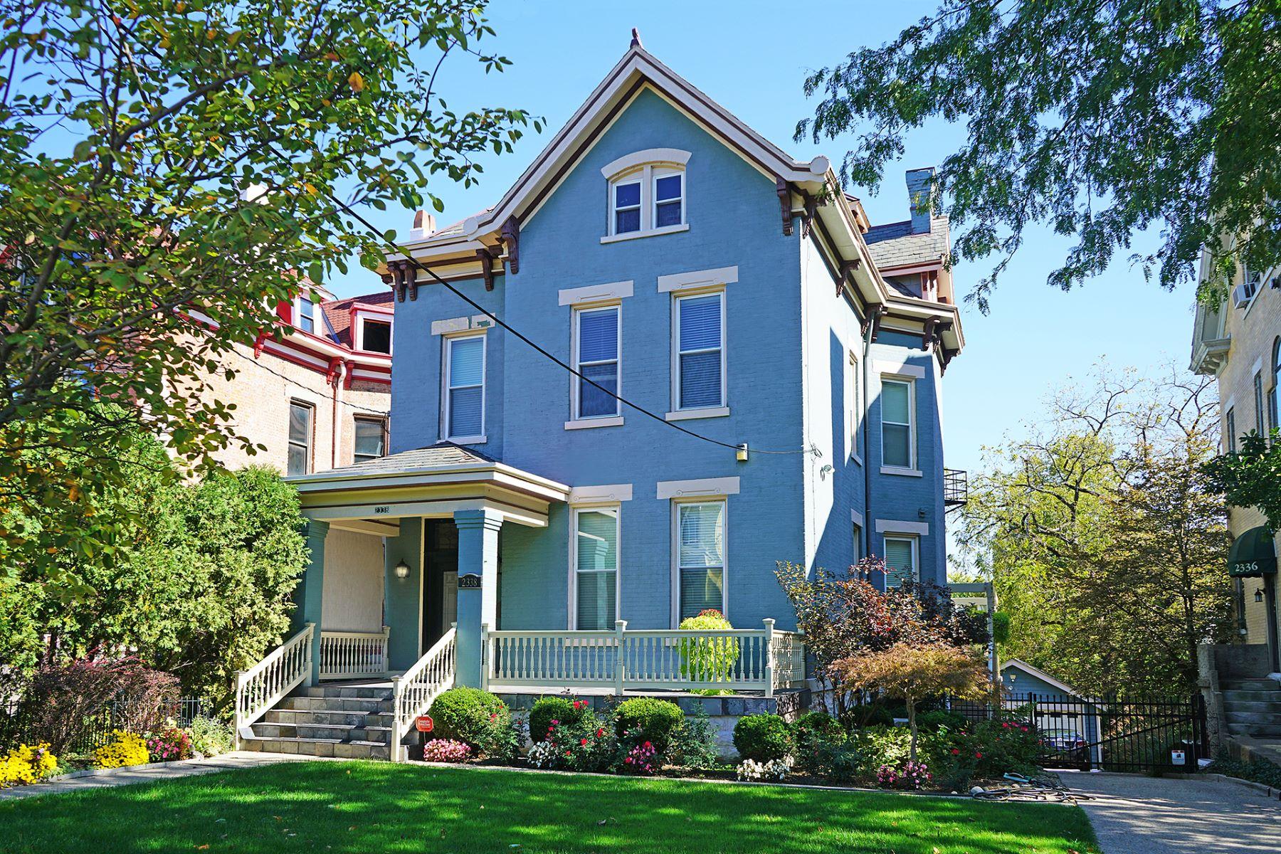 Villa per Vendita alle ore Beautiful Home in Desirable Location 2338 Upland Place Cincinnati, Ohio, 45206 Stati Uniti