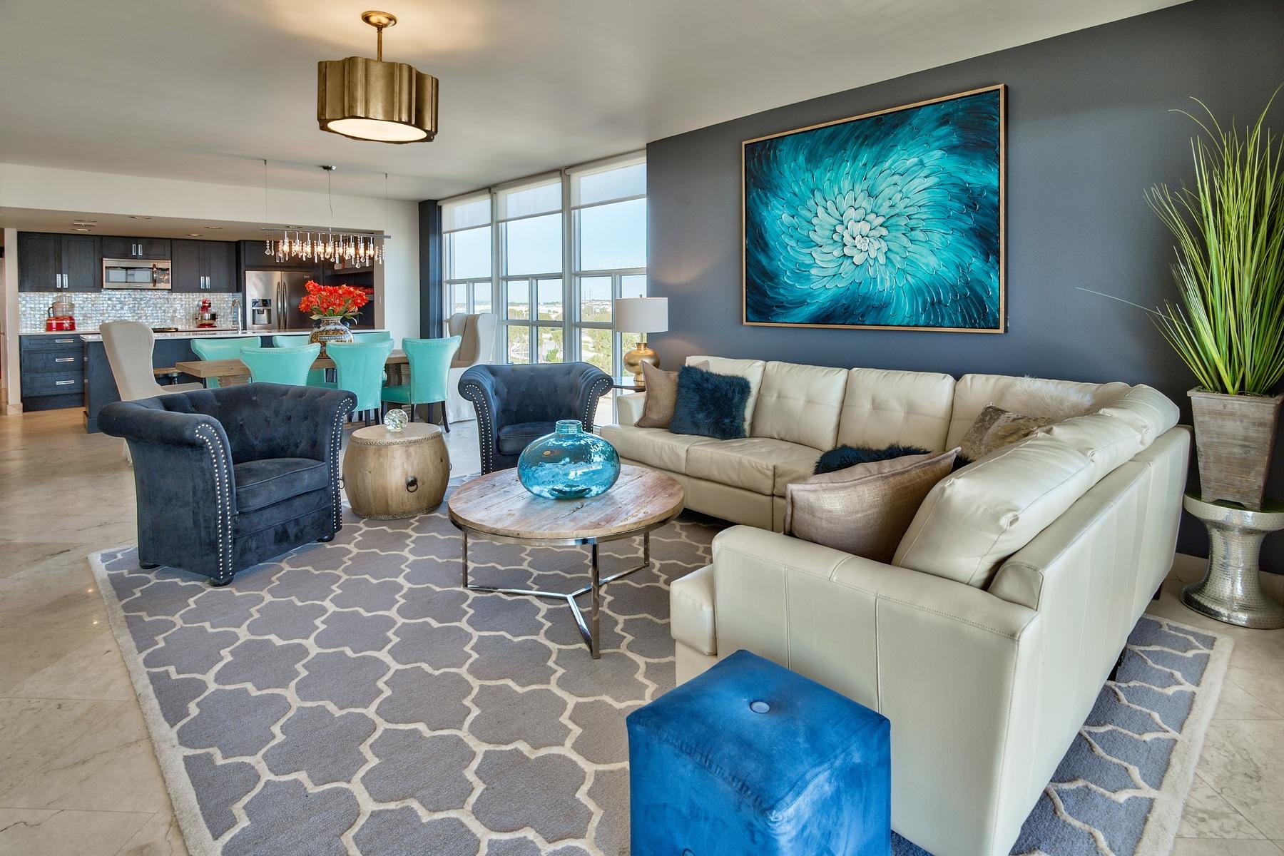 Condominium for Sale at PROFESSIONAL COASTAL DECOR AND MAGNIFICENT GULF VIEWS 1751 Scenic Highway 98 501 Destin, Florida, 32541 United States