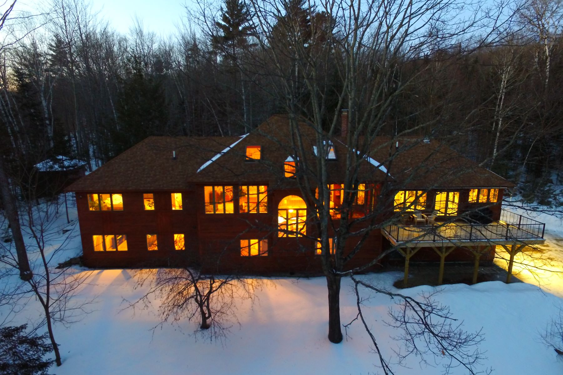 Single Family Home for Sale at 36 Forest Rd, Franconia 36 Forest Rd Franconia, New Hampshire 03580 United States
