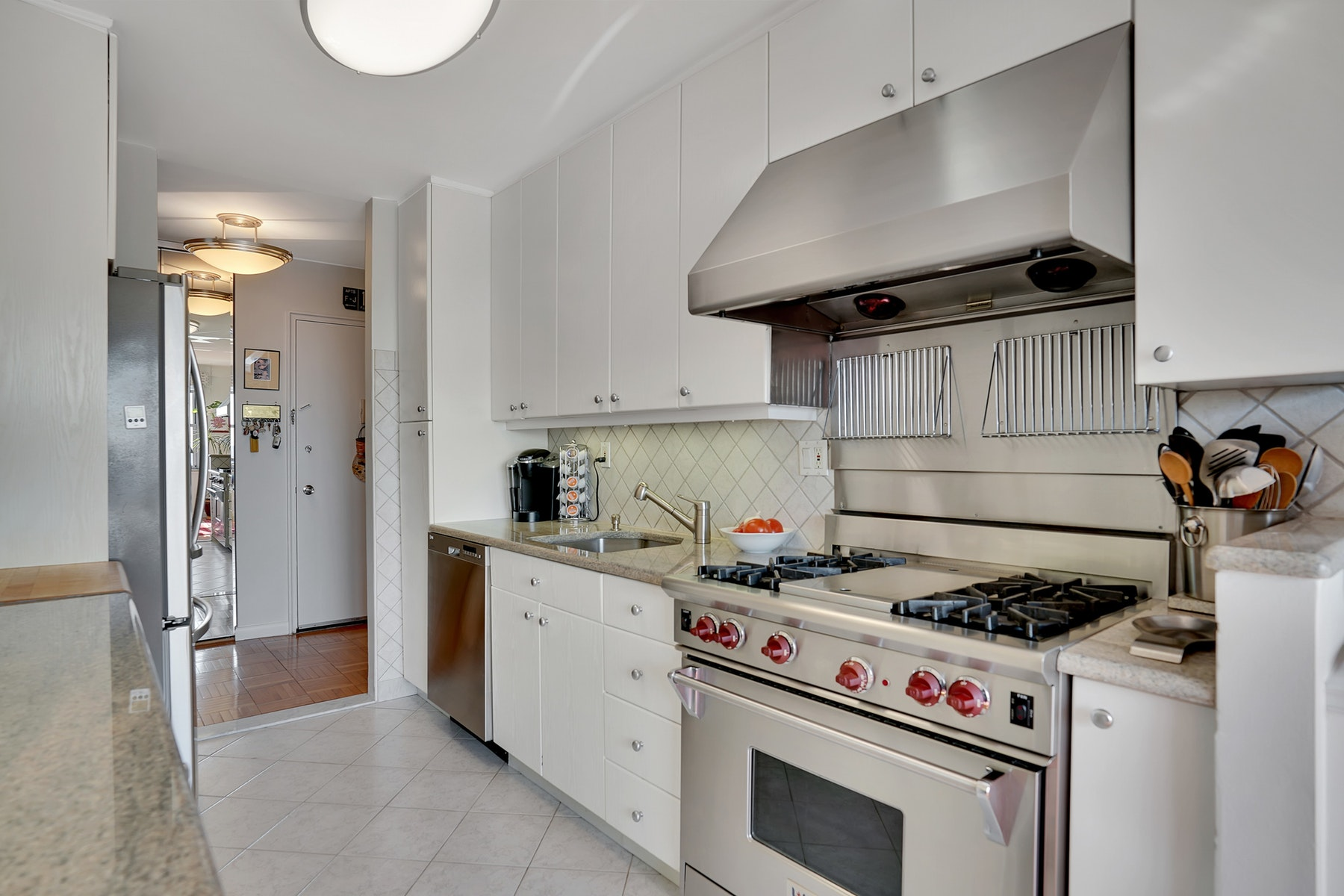 Co-op Properties for Sale at Mediterranean- North 2100 Linwood Avenue #20W Mediterranean North, Fort Lee, New Jersey 07024 United States