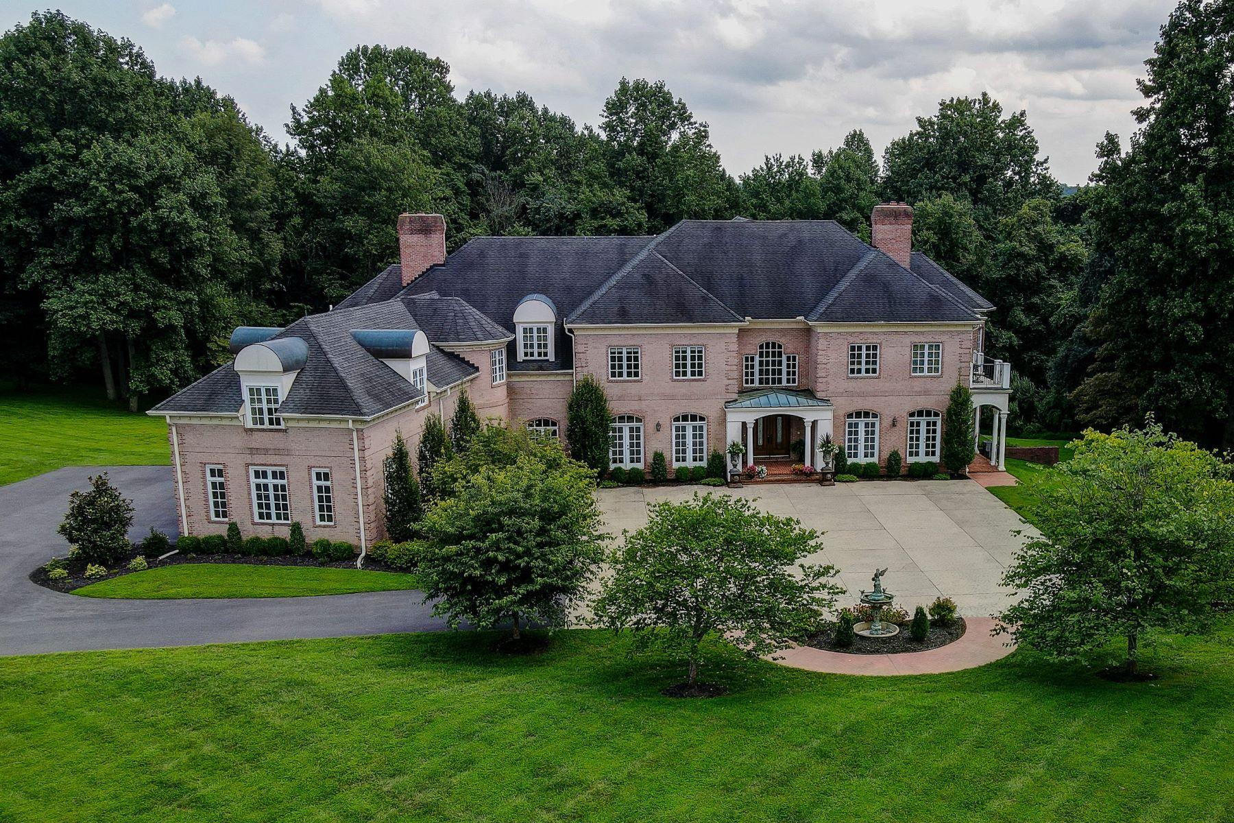 Single Family Homes por un Venta en Cooperfield 1 Cooper Field Court Phoenix, Maryland 21131 Estados Unidos