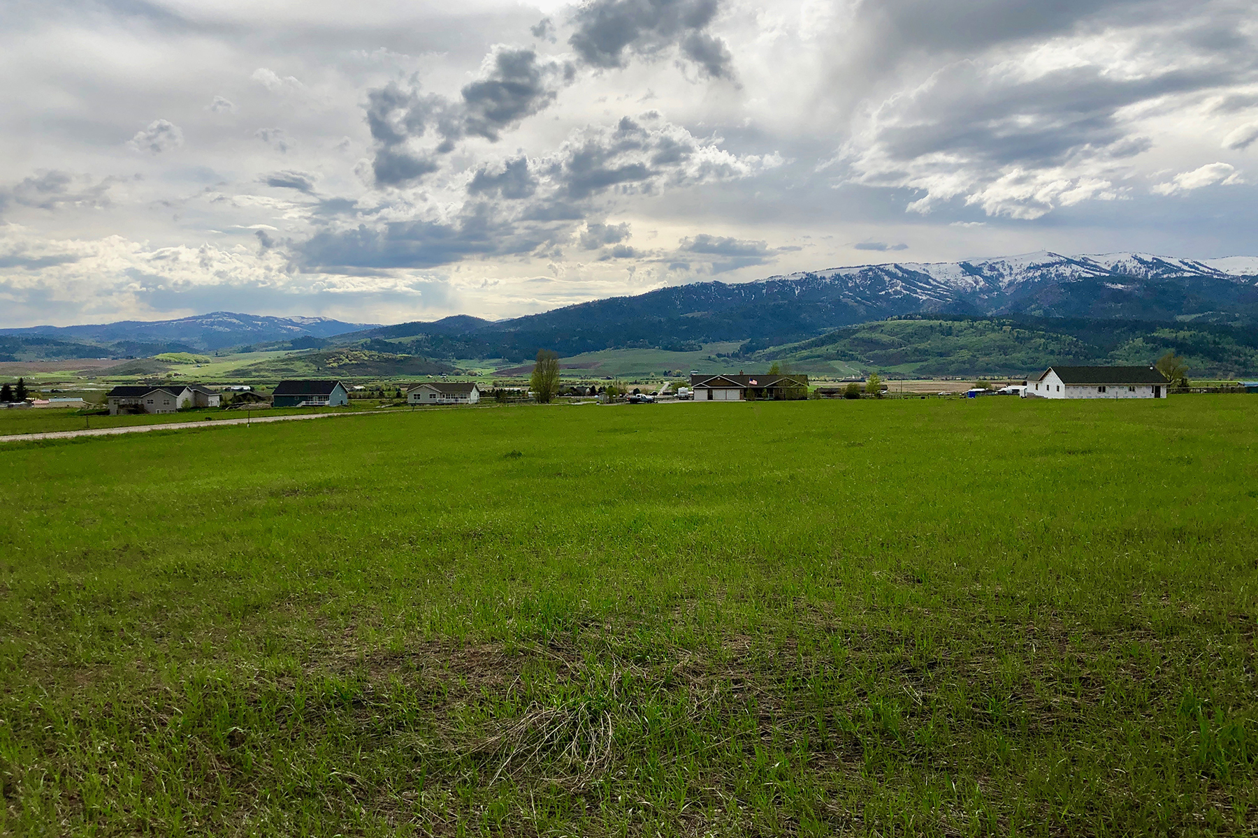 Land for Sale at Scenic Corner Lot in Nordic Ranches Lot 122 Nordic Ranch, #9 Etna, Wyoming 83118 United States