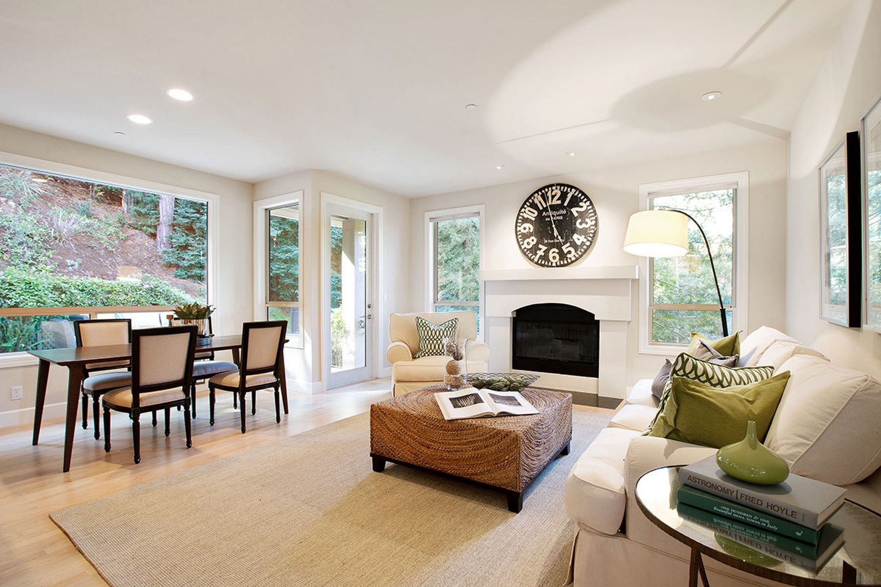 Single Family Home for Sale at Architecturally Stunning Private Estate 255 Ralston Avenue Mill Valley, California 94941 United States