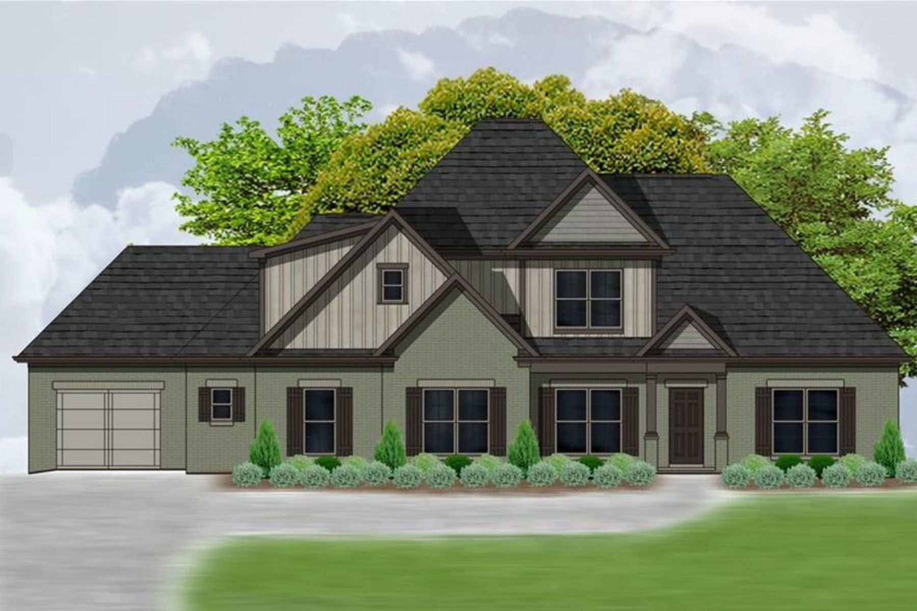 Single Family Homes for Active at 152 Stony Crossing Meridianville, Alabama 35759 United States