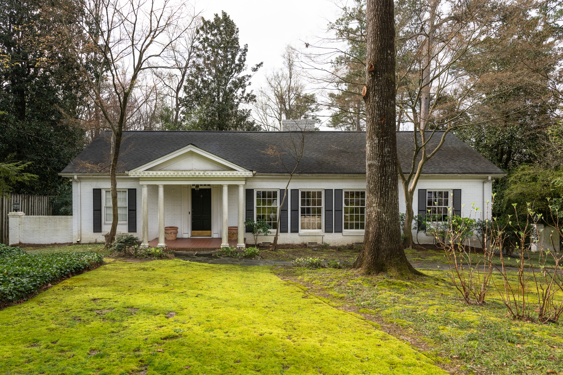 Property for Sale at Perfect Site for Rebuild on 0.67+/- Acre Flat Lot in Buckhead 218 W Paces Ferrry Road NW Atlanta, Georgia 30305 United States
