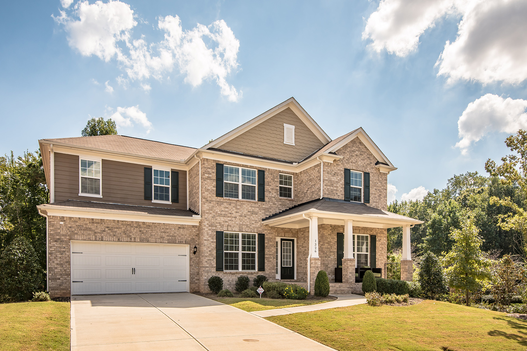Single Family Home for Sale at Like New Former Model Home In Sought After Peachtree Ridge School Cluster 1326 Calistoga Way Suwanee, Georgia 30043 United States