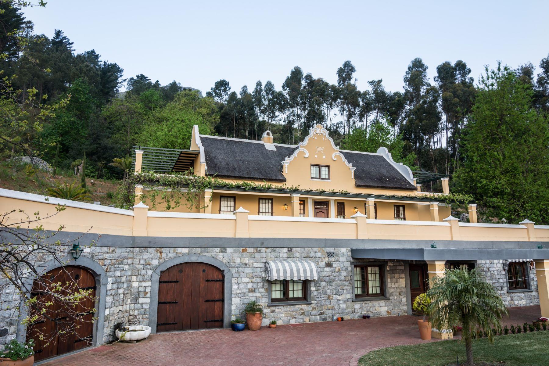 Proprietà in vendita Stellenbosch