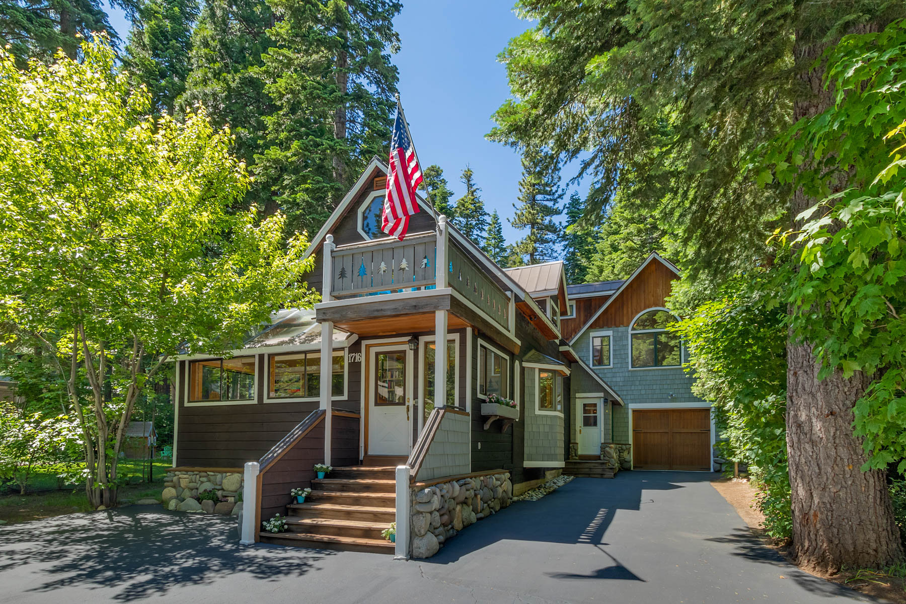 Single Family Homes for Active at 1716 Willow Avenue, Tahoe City, CA 1716 Willow Avenue Tahoe City, California 96145 United States