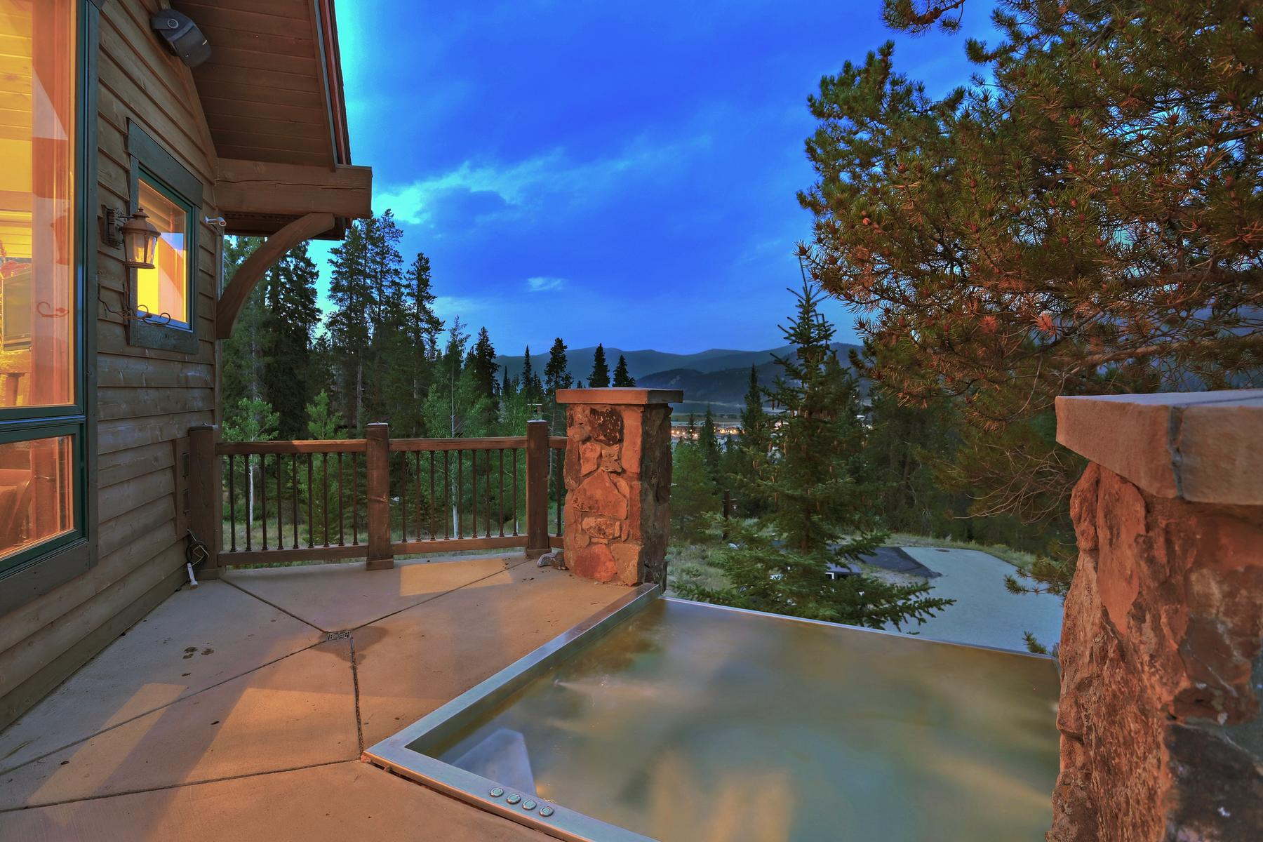 Additional photo for property listing at Character Rich Custom Home on One Acre 95 Silver Dollar Drive Breckenridge, Colorado 80424 United States