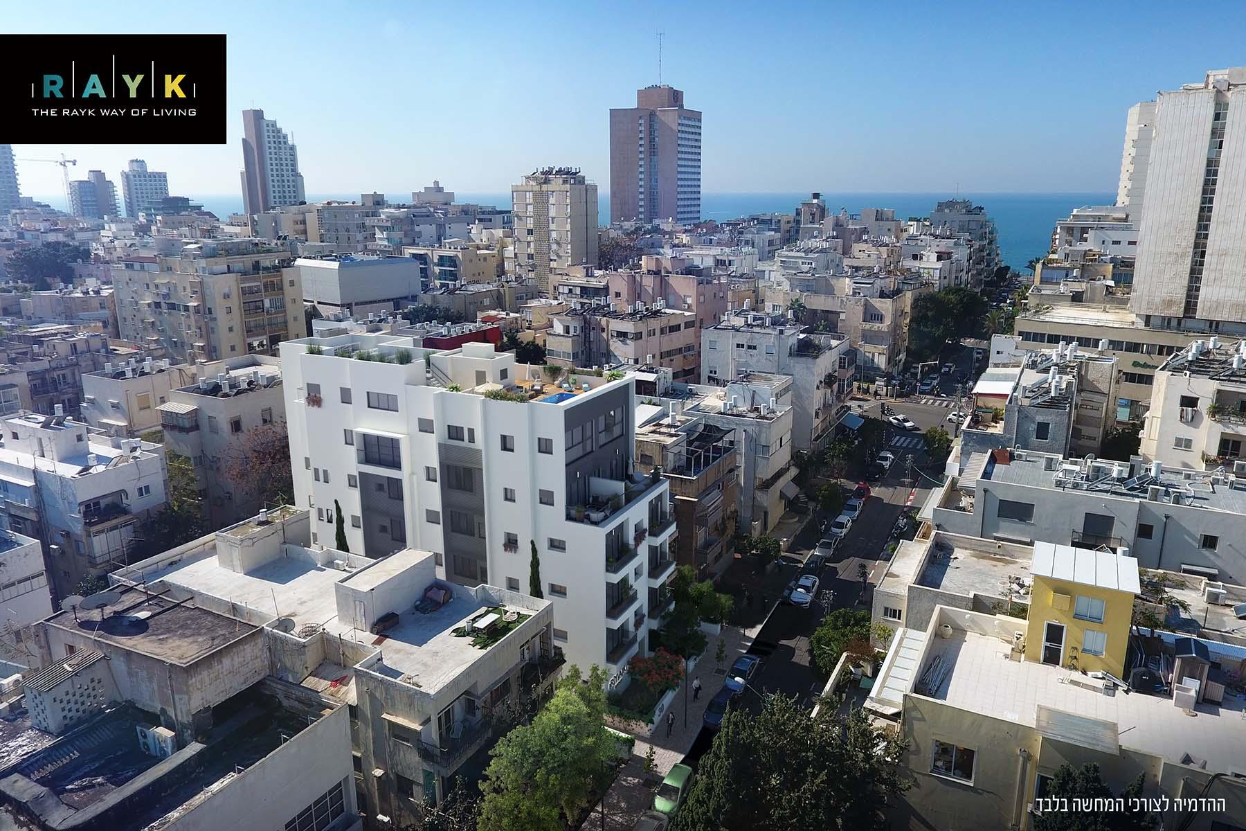 شقة للـ Sale في Marvelous project in central Tel Aviv Tel Aviv, Israel