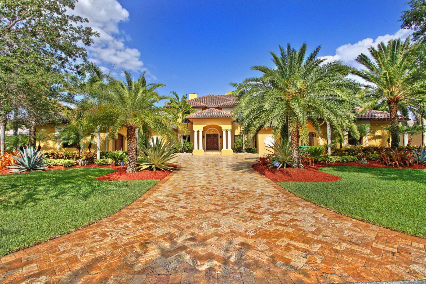 Maison unifamiliale pour l à louer à 4052 E Ridgeview Dr. Davie, Florida 33330 États-Unis