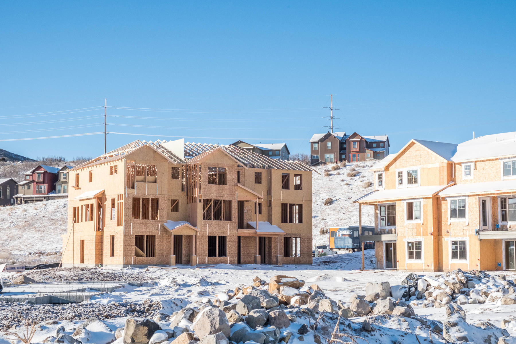 Additional photo for property listing at New Wasatch Springs Townhouse Close to Park City 1034  W Cattail #F3 Heber City, Utah 84032 Estados Unidos