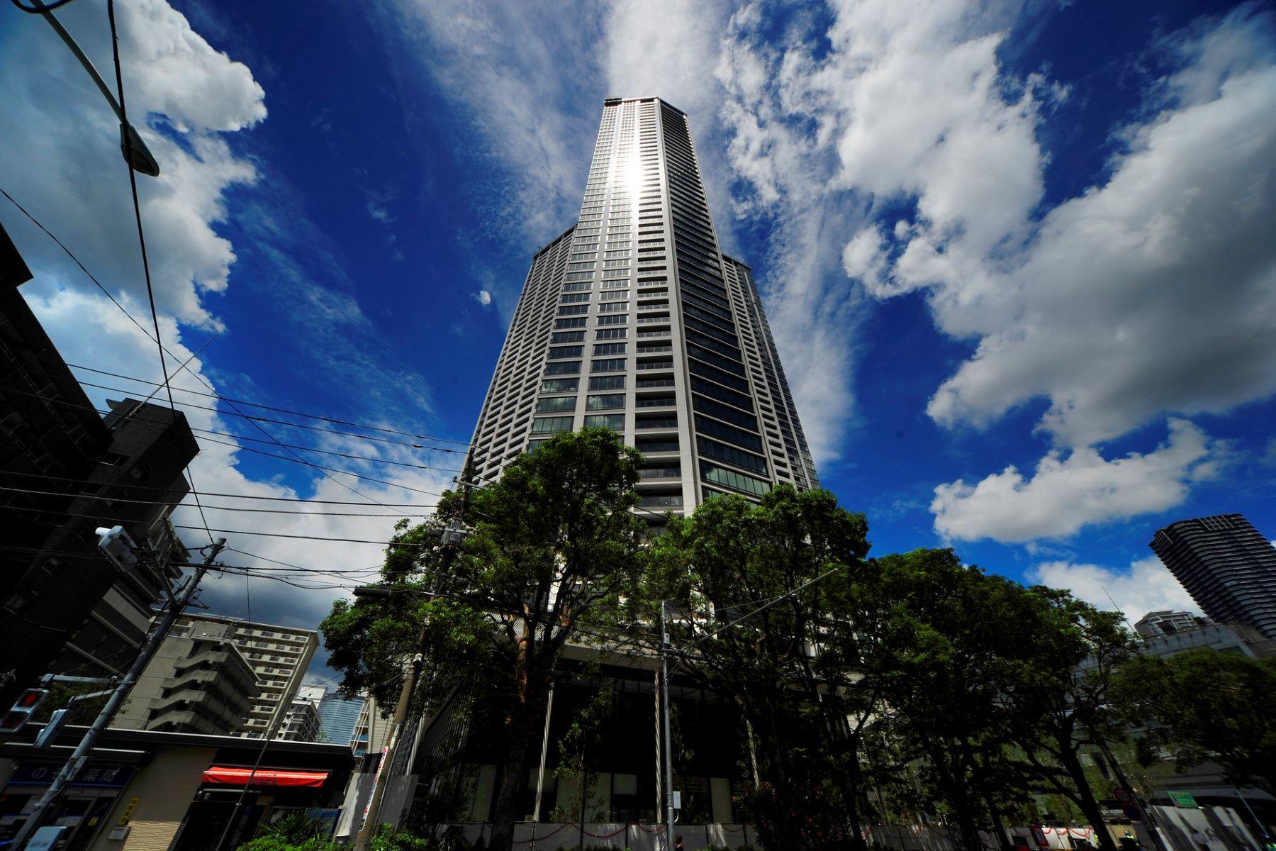 共管式独立产权公寓 为 销售 在 Kachidoki The Tower 中央区, 东京 日本