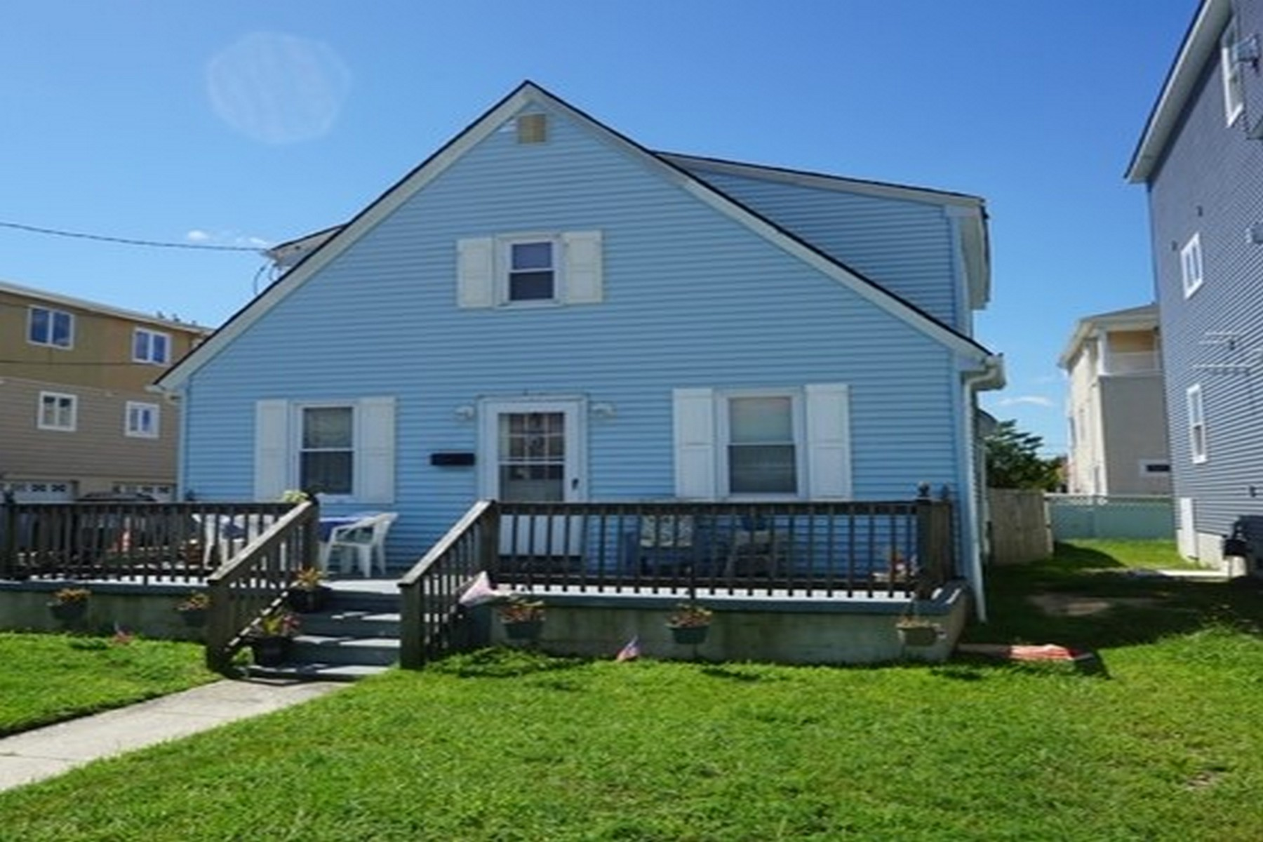 Duplex Homes for Sale at 222 N 9th Street, Upstairs, Brigantine, New Jersey 08203 United States