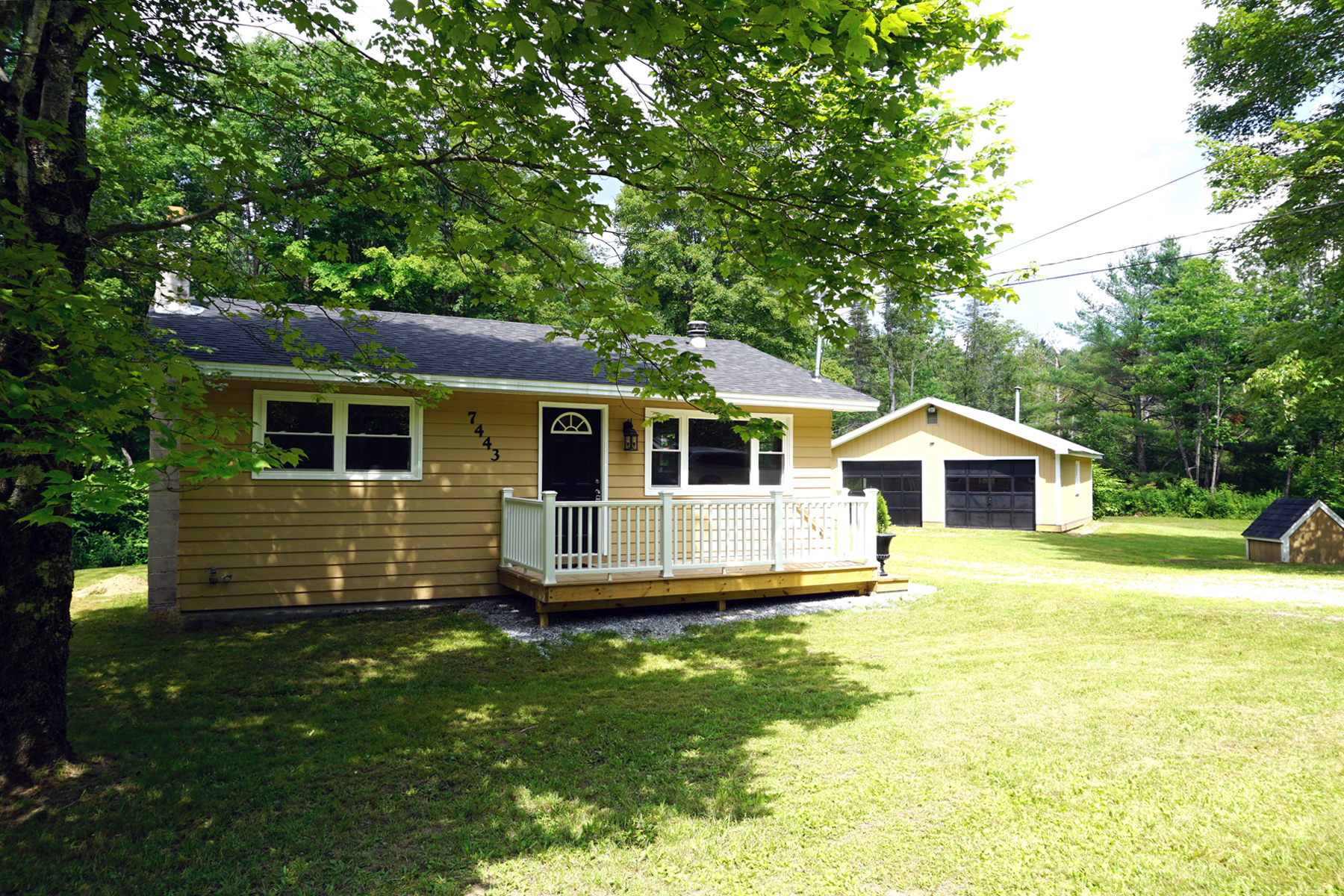 Single Family Homes for Sale at SHREWSBURY 7443 Cold River Rd Shrewsbury, Vermont 05738 United States