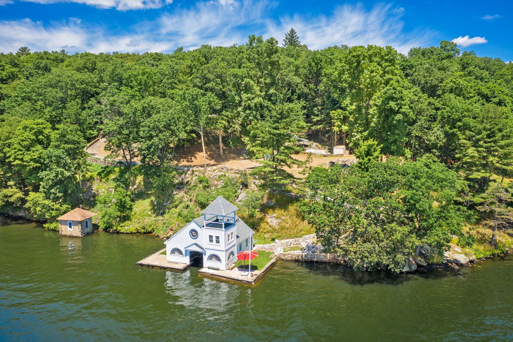 Land for Sale at Serene and Private Lake Front 26 Byram Bay Road, Hopatcong, New Jersey 07843 United States