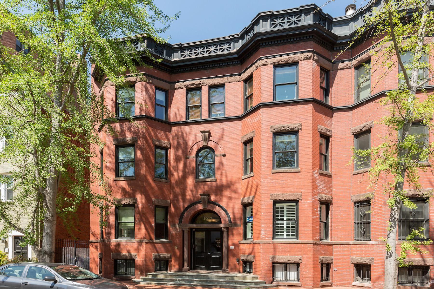 Eigentumswohnung für Verkauf beim Unique Penthouse on Swann Street 1617 Swann Street Nw 6 Washington, District Of Columbia, 20009 Vereinigte Staaten