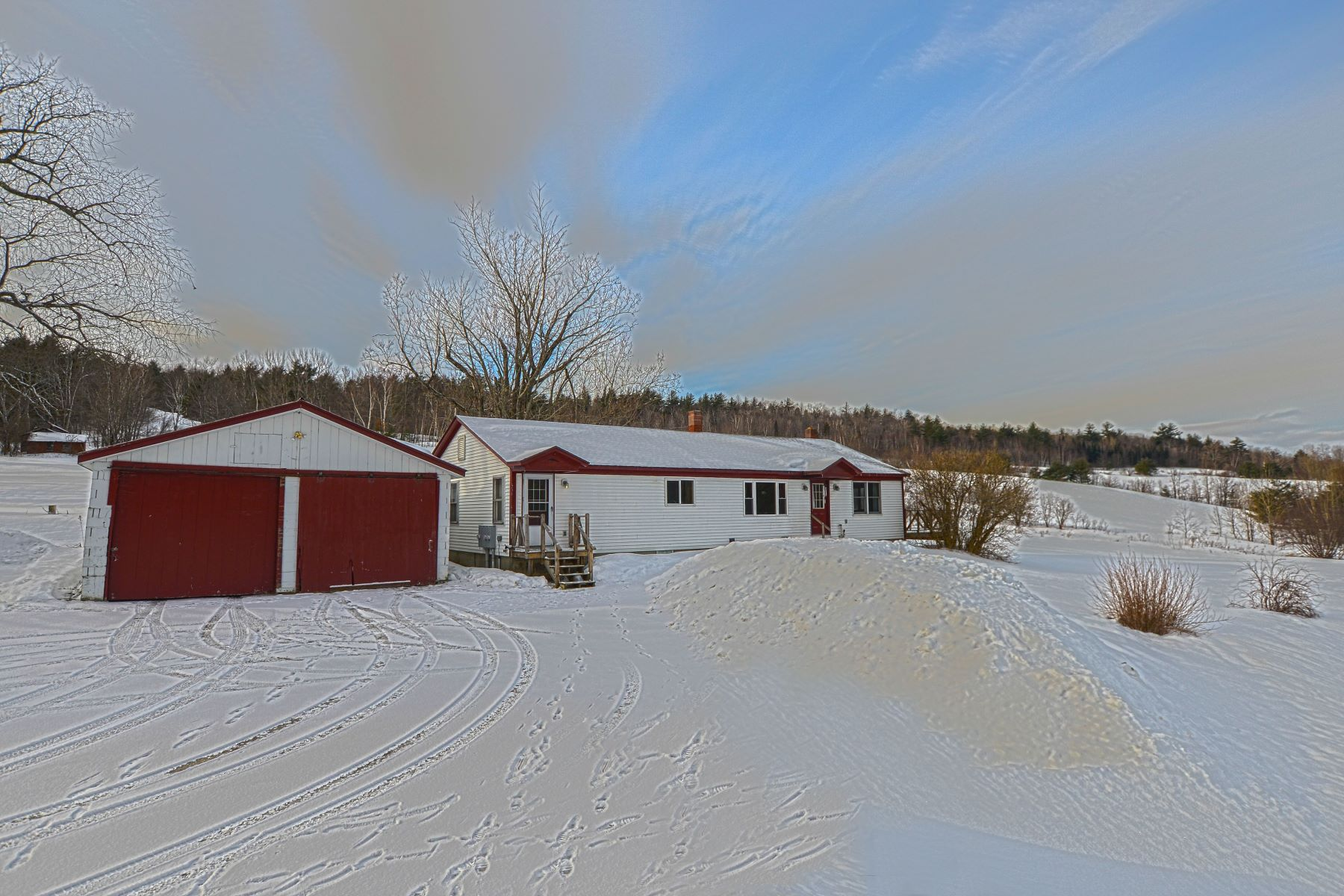 Single Family Home for Sale at Rodiman Road 16 Rodimon Ln Piermont, New Hampshire 03779 United States