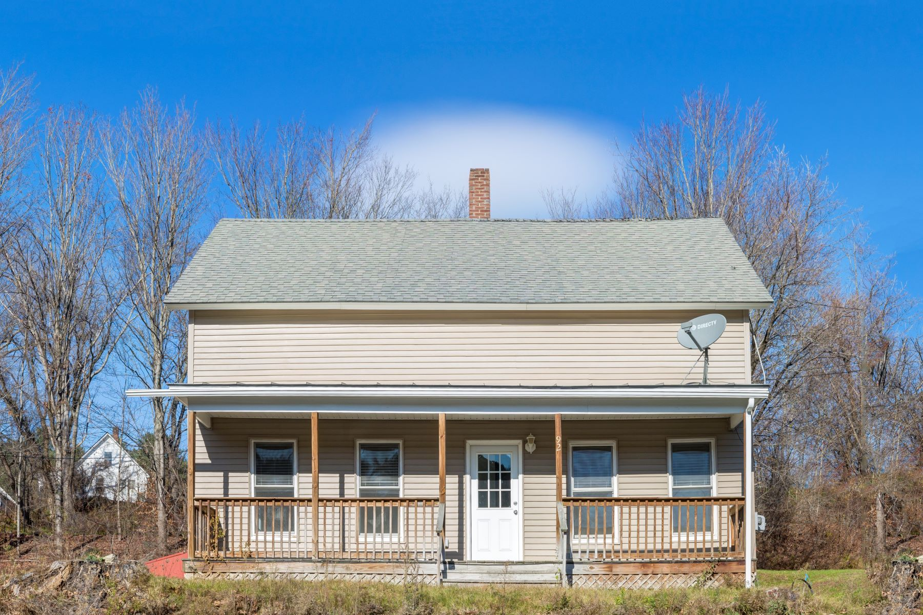 Single Family Homes for Sale at Three Bedroom in Lebanon 92 Mechanic St Lebanon, New Hampshire 03766 United States