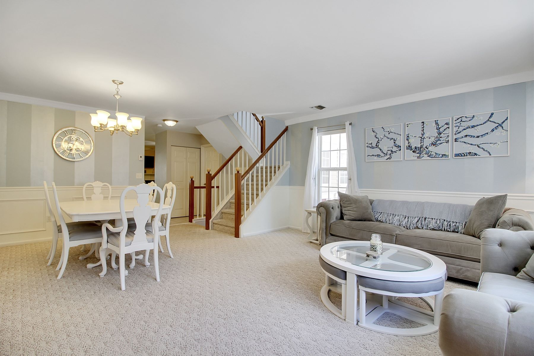 Townhouse for Sale at Distinctive Home With Fantastic Style 3006 Vantage Court, Denville, New Jersey 07834 United States