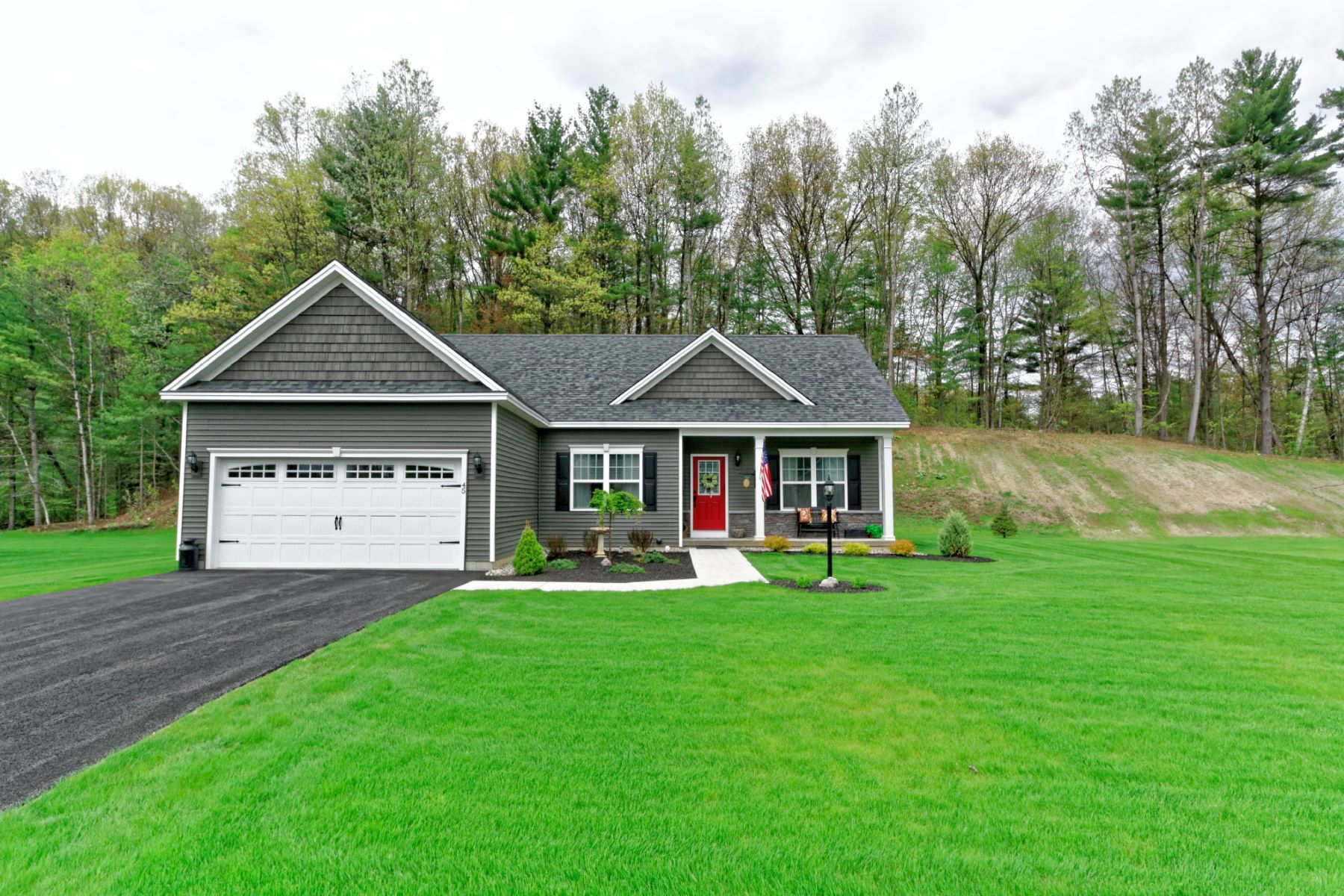 Single Family Homes for Sale at Build Your Dream Home in Schuyler Hills! Lot 15 Patriot Hill Dr Saratoga Springs, New York 12866 United States
