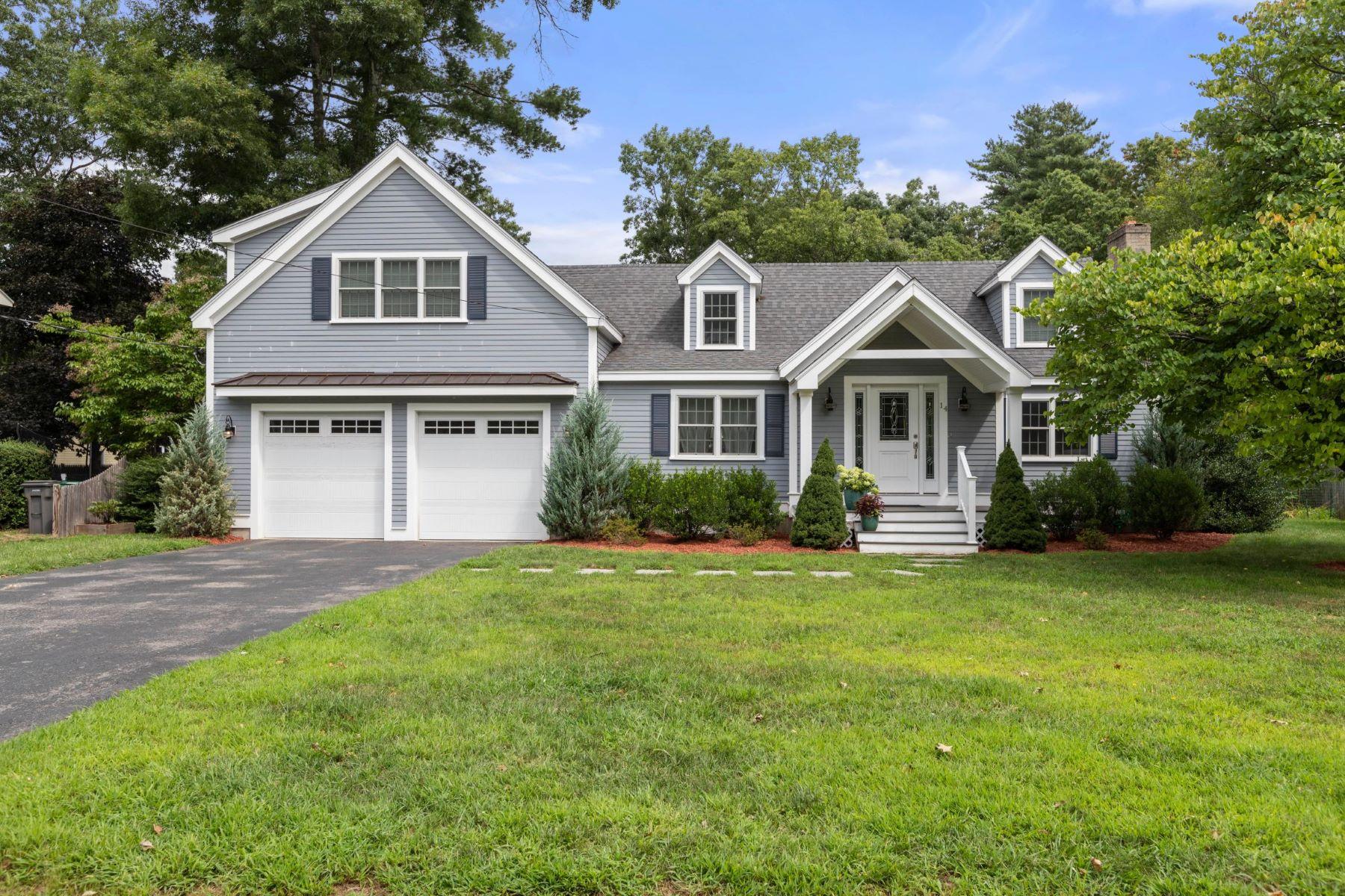 Single Family Homes 为 销售 在 14 Beechwood Ave 萨德伯里, 马萨诸塞州 01776 美国