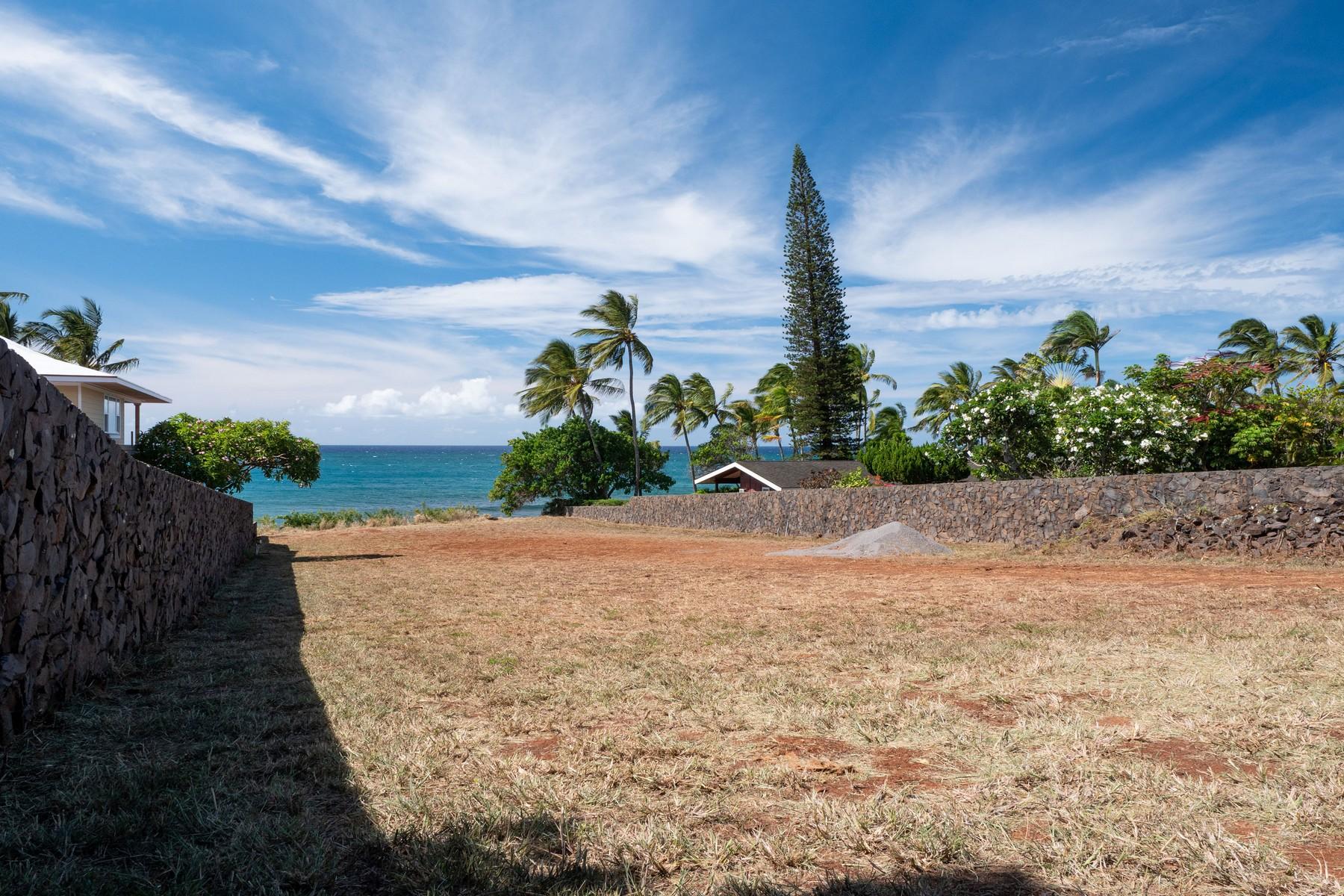 Terreno per Vendita alle ore Epic North Shore Oceanfront Lot 531 Hana Hwy, Paia, Hawaii 96779 Stati Uniti