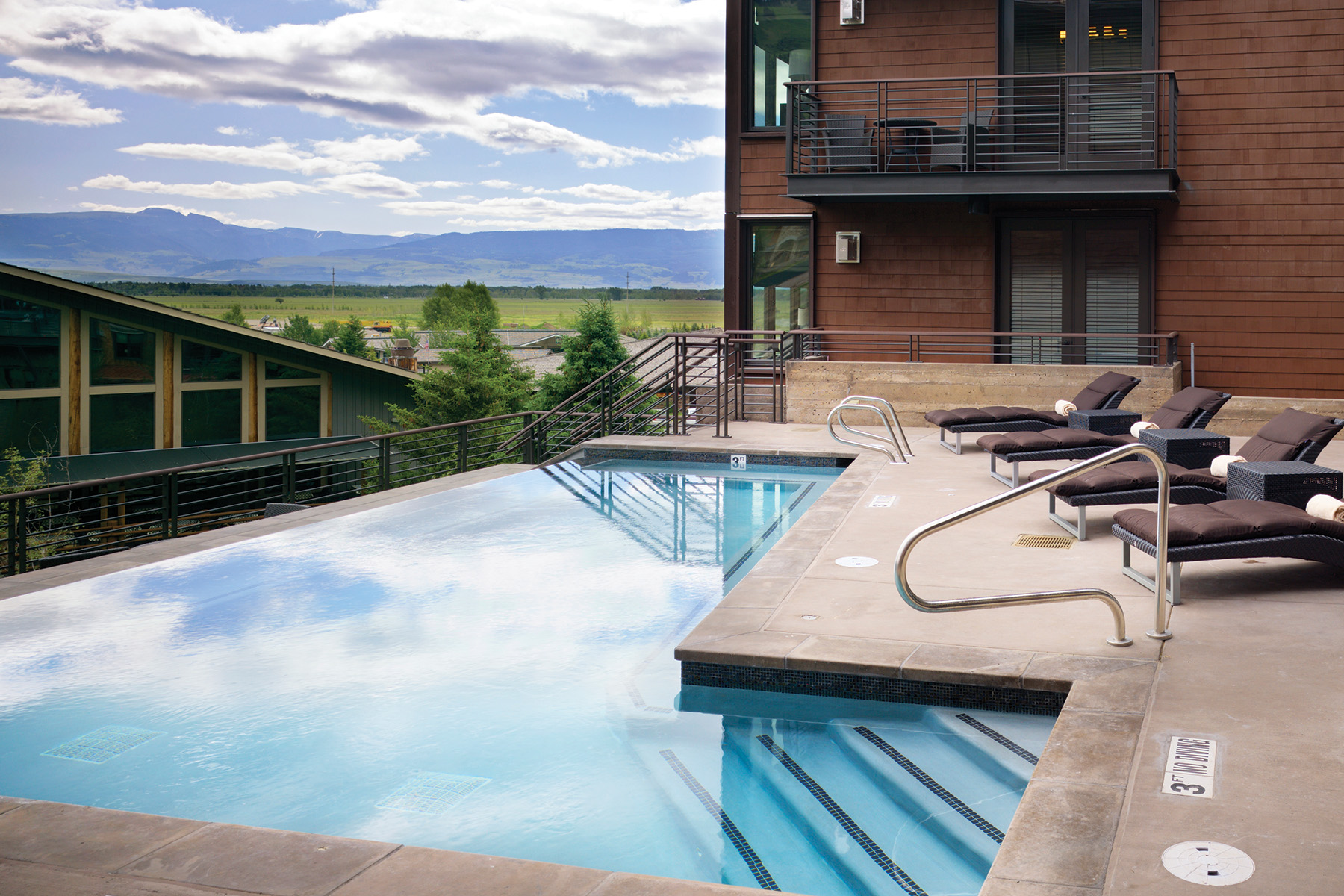 Condominio por un Venta en Slopeside in Hotel Terra 3325 W. Village Drive unit 457, Teton Village, Wyoming, 83025 Jackson Hole, Estados Unidos