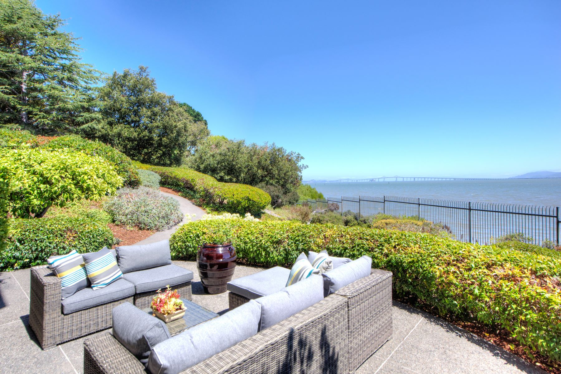 Additional photo for property listing at Rare Waterfront Oasis! 360 Bay Way San Rafael, California 94901 United States