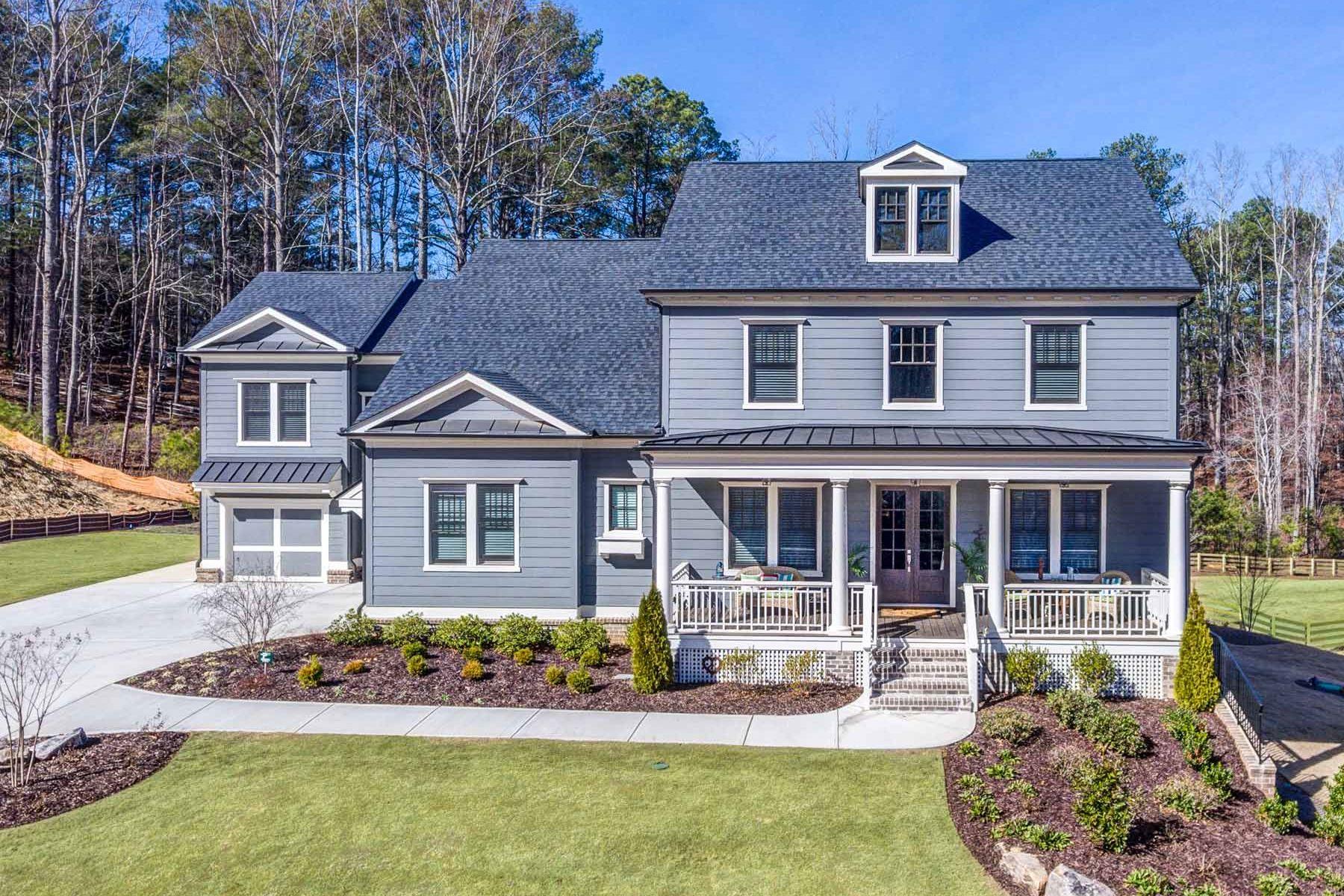 Tek Ailelik Ev için Satış at Breathtaking Ashton Woods Home 2015 Coppice Court Milton, Georgia, 30004 Amerika Birleşik Devletleri