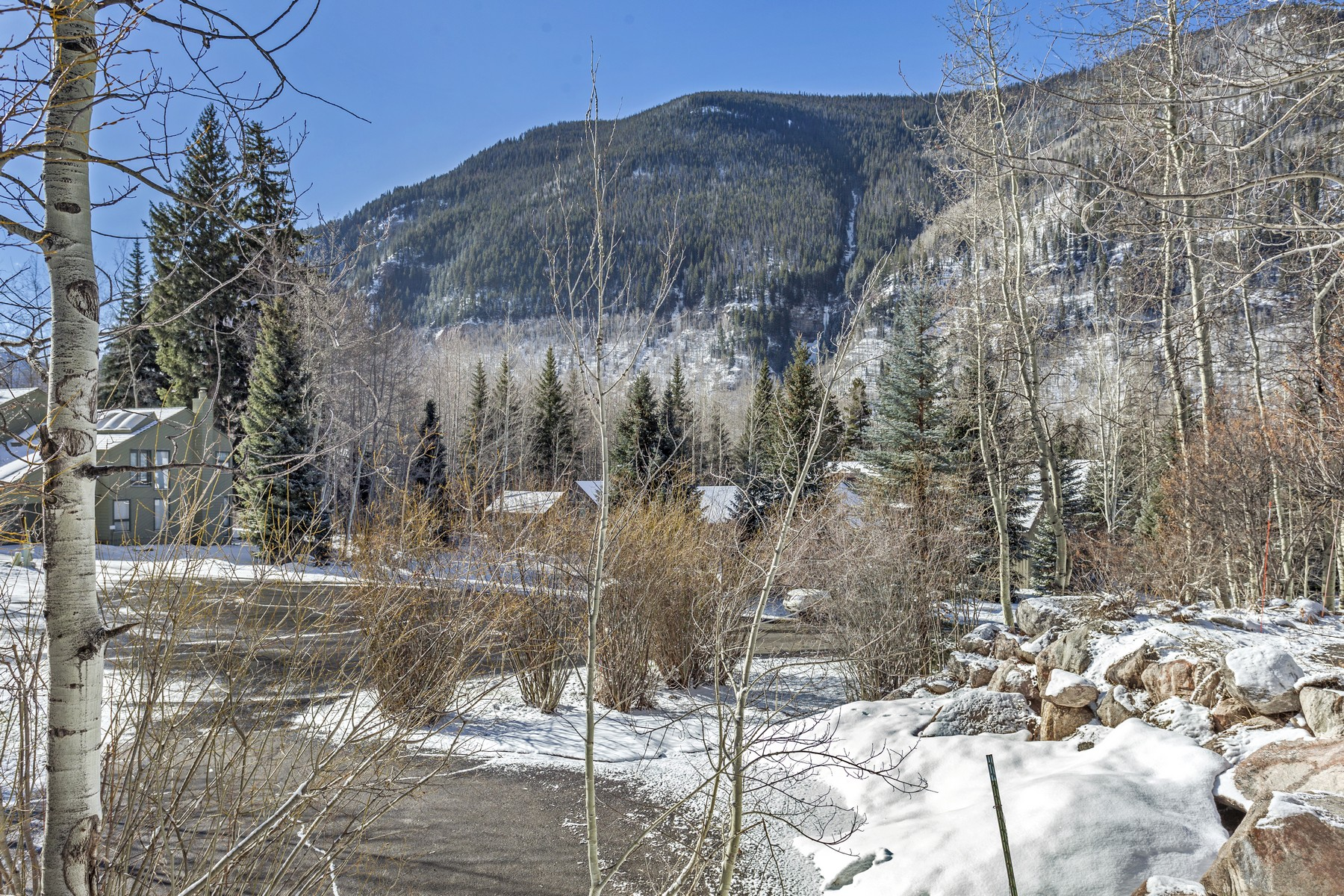 Land for Active at Gorgeous views of the surrounding mountains and East Vail's waterfall 2965 Manns Ranch Rd Vail, Colorado 81657 United States