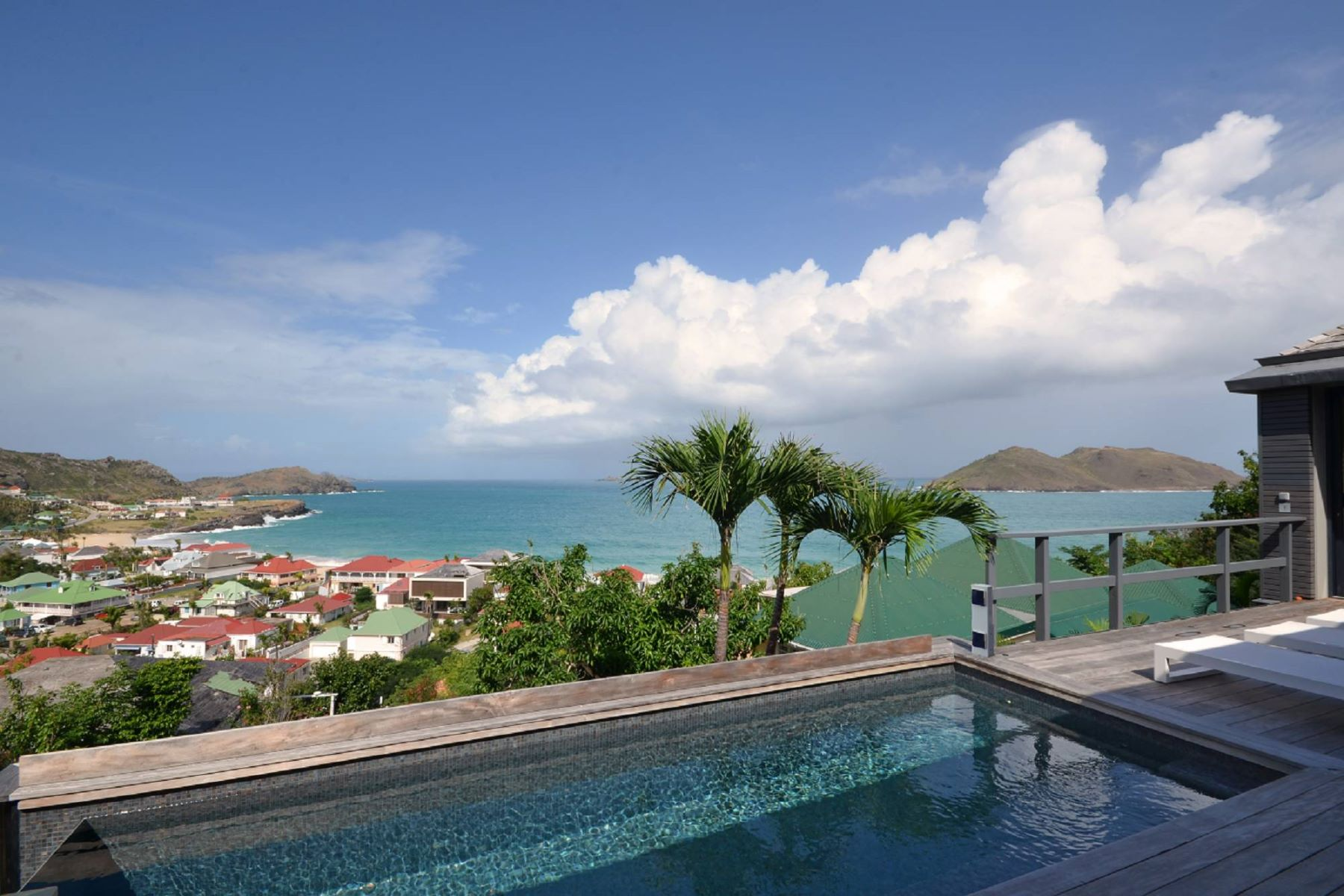 Single Family Homes for Sale at Villa Alicia Flamands Flamands, Cities In St. Barthelemy 97133 St. Barthelemy