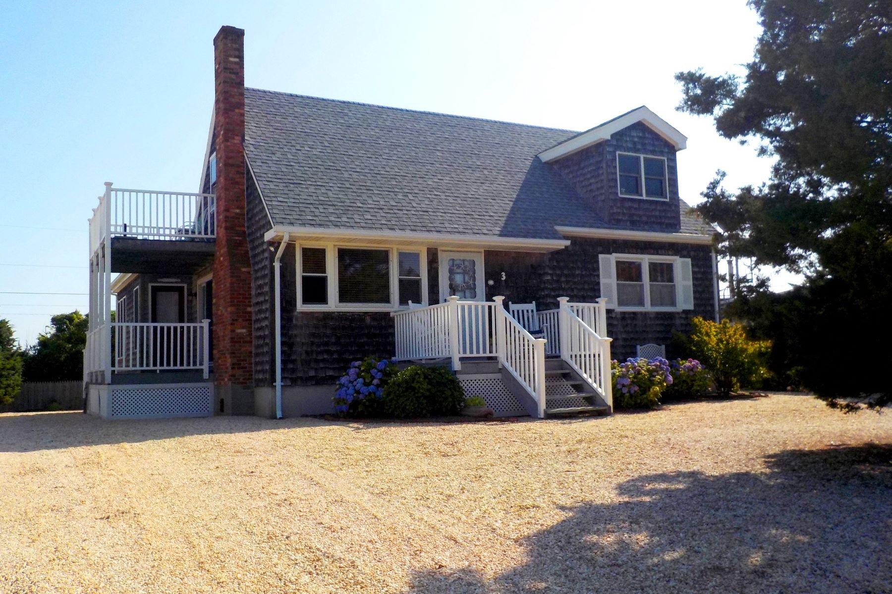 Moradia para Venda às THE BEACH HOUSE 3 Warwick Avenue Harvey Cedars, Nova Jersey 08008 Estados Unidos