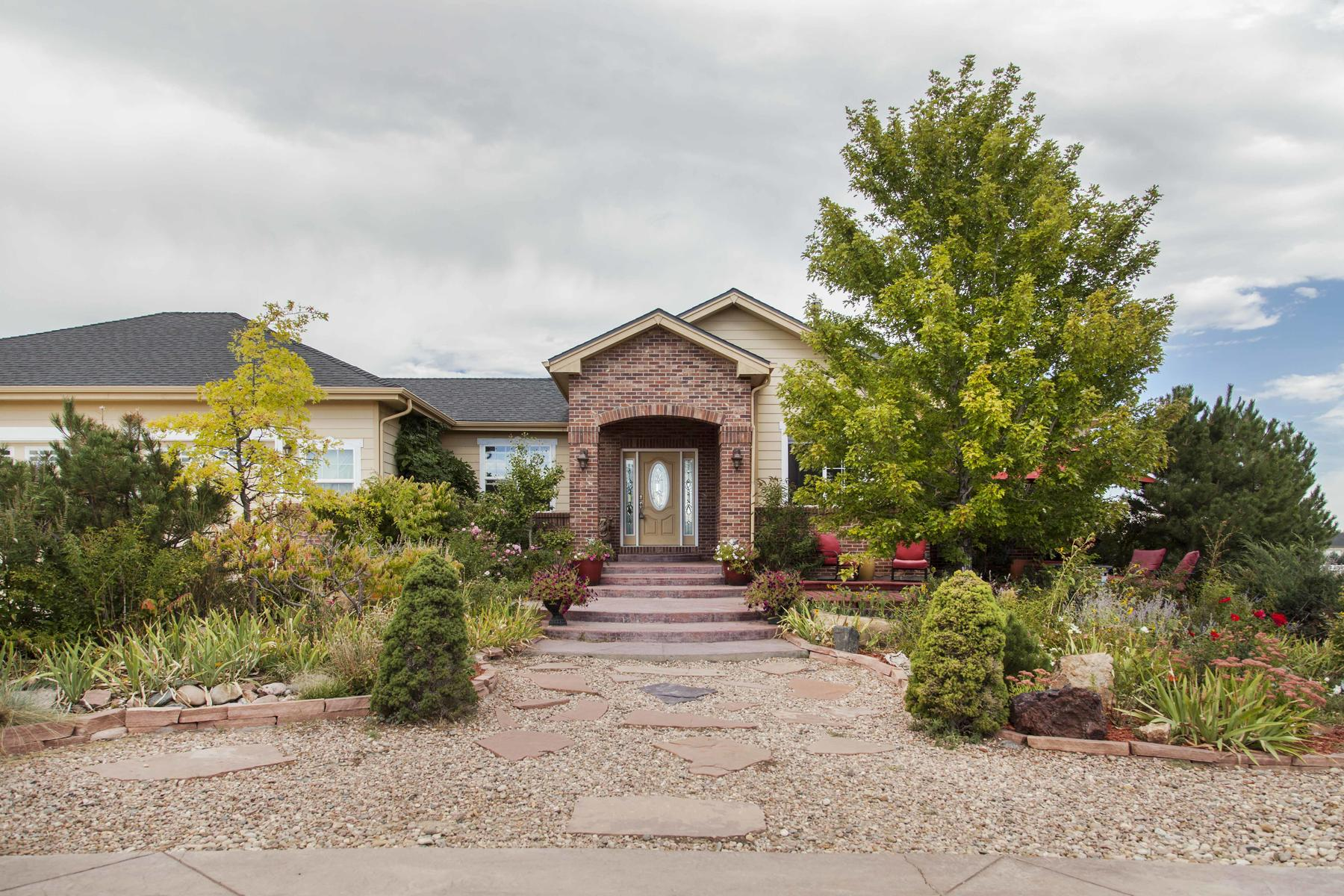 Single Family Home for Active at Welcome to your oasis 31049 E 150th Ave Brighton, Colorado 80603 United States