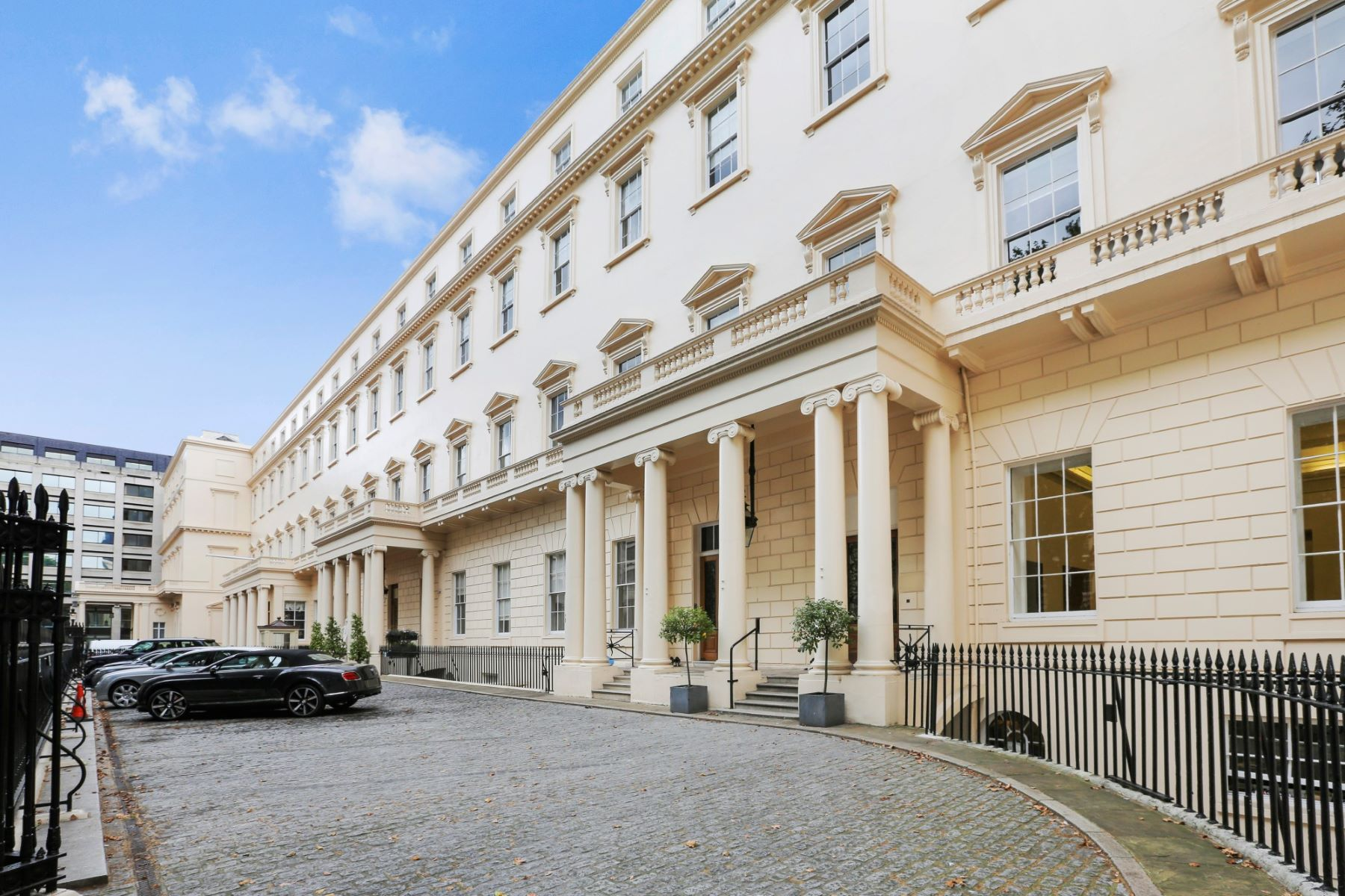 Appartement pour l Vente à Carlton House Terrace, St James's London, Angleterre, Royaume-Uni
