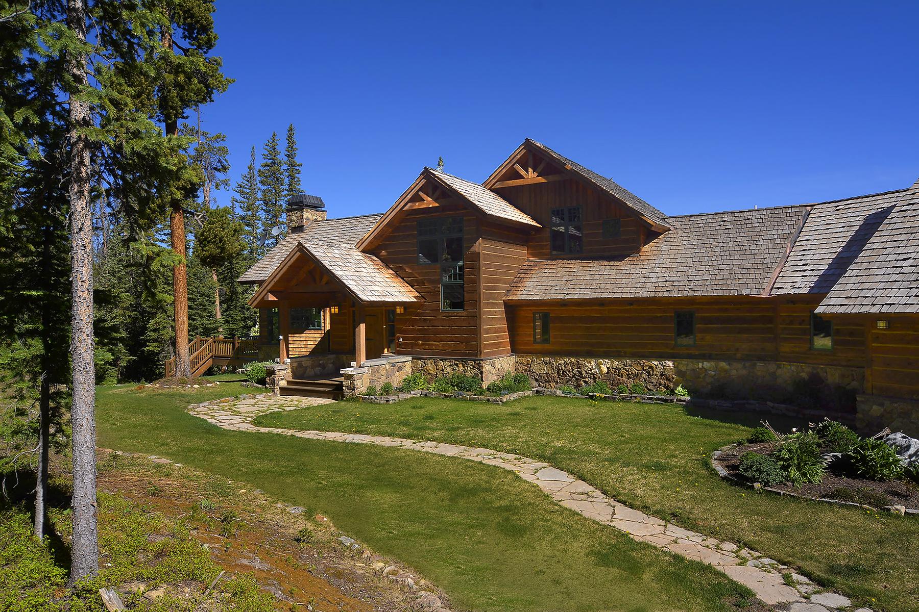Nhà ở một gia đình vì Bán tại Tranquility comes to mind when you reach this home. 4980 Wildcat Trail Crested Butte, Colorado, 81224 Hoa Kỳ