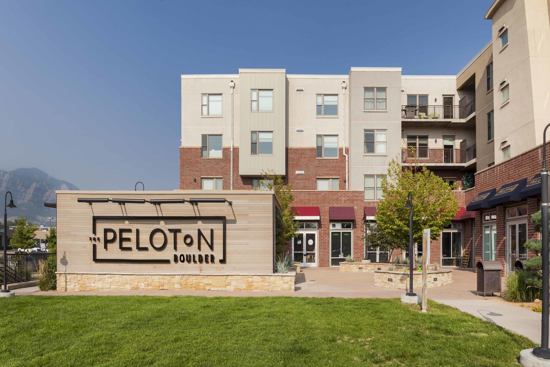 Condominium for Active at Modern Loft Peloton Condo 3601 Arapahoe Ave 221 Boulder, Colorado 80303 United States