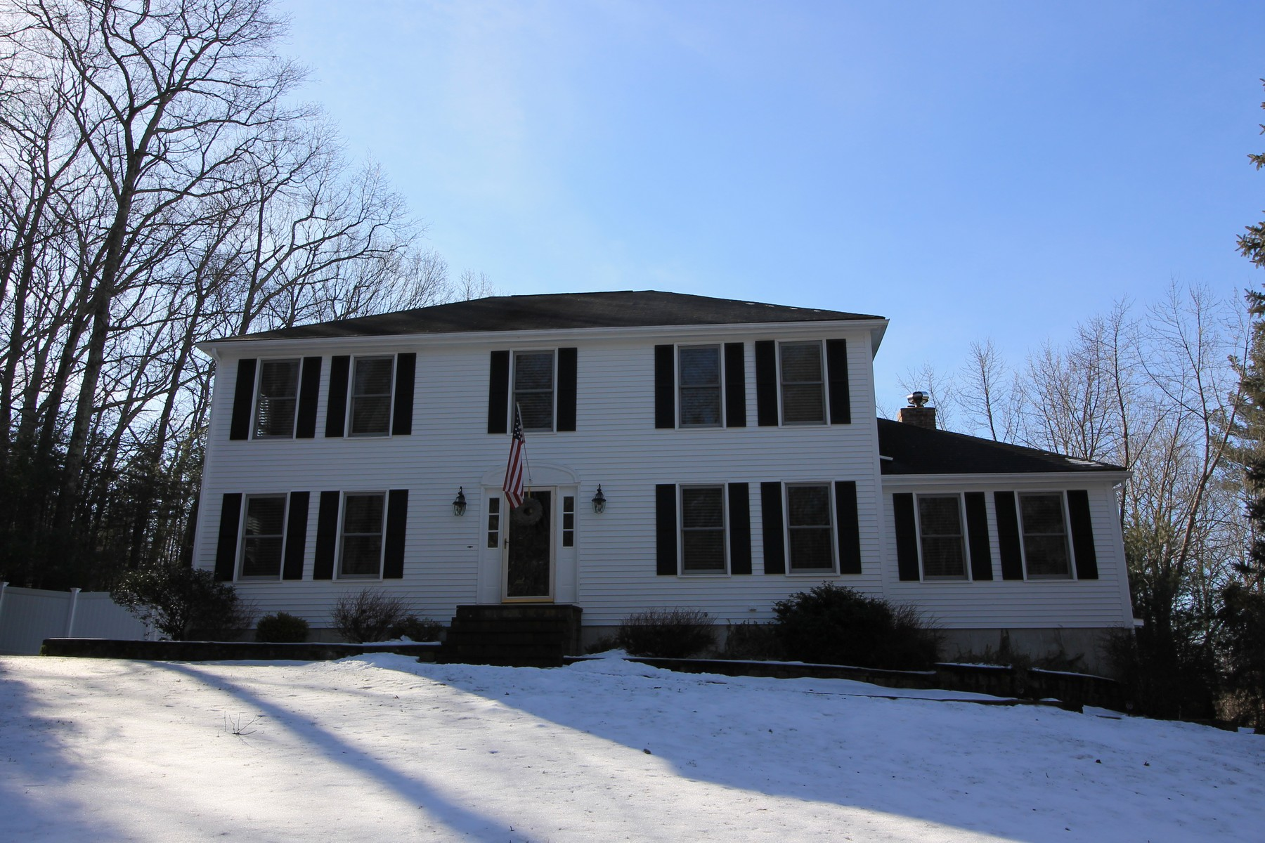 Single Family Home for Active at Charming Colonial 56 Whitewood Rd Milford, Massachusetts 01757 United States