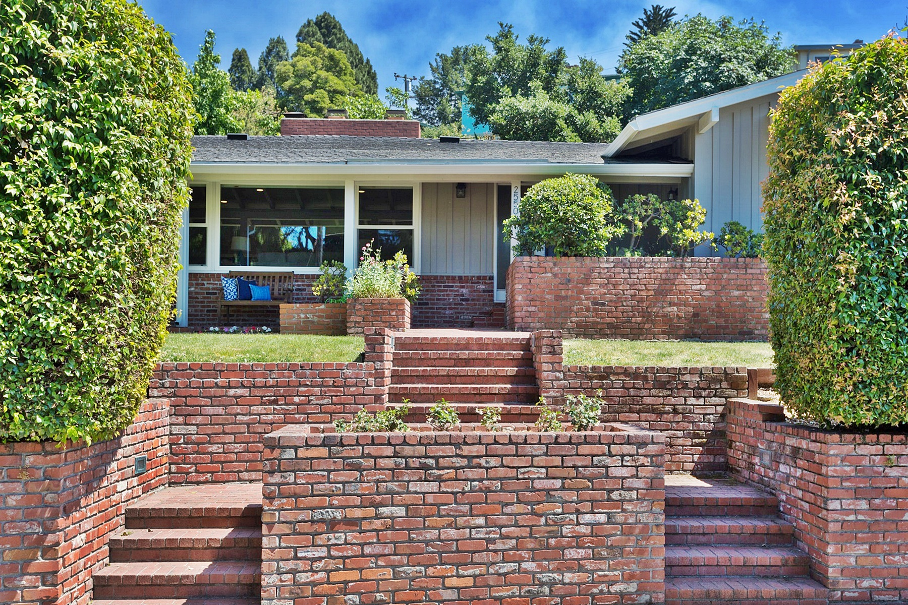 Single Family Home for Sale at Remodeled Mid-Century Home 2550 Carquinez Avenue El Cerrito, California 94530 United States