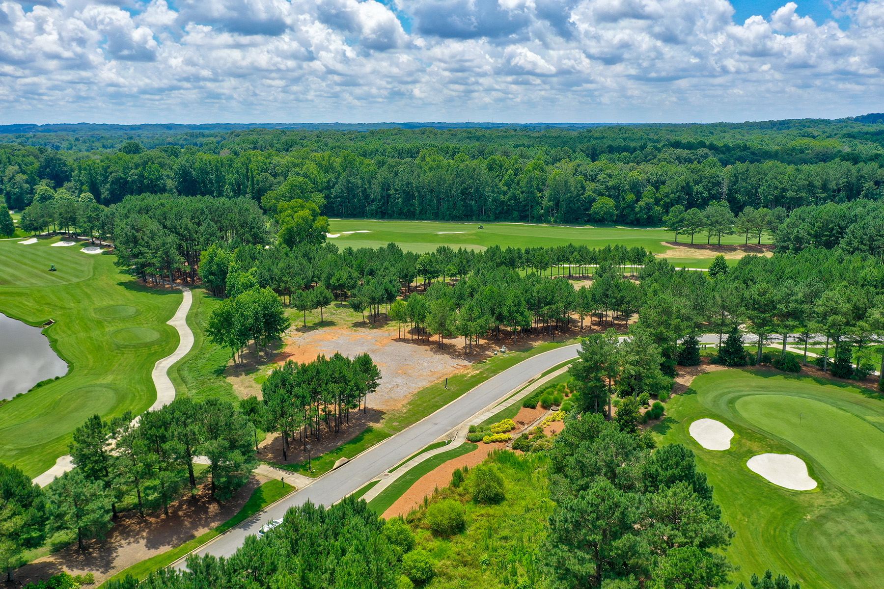Land for Sale at An Opportunity Like No Other in The River Club 779 Crescent River Pass Suwanee, Georgia 30024 United States