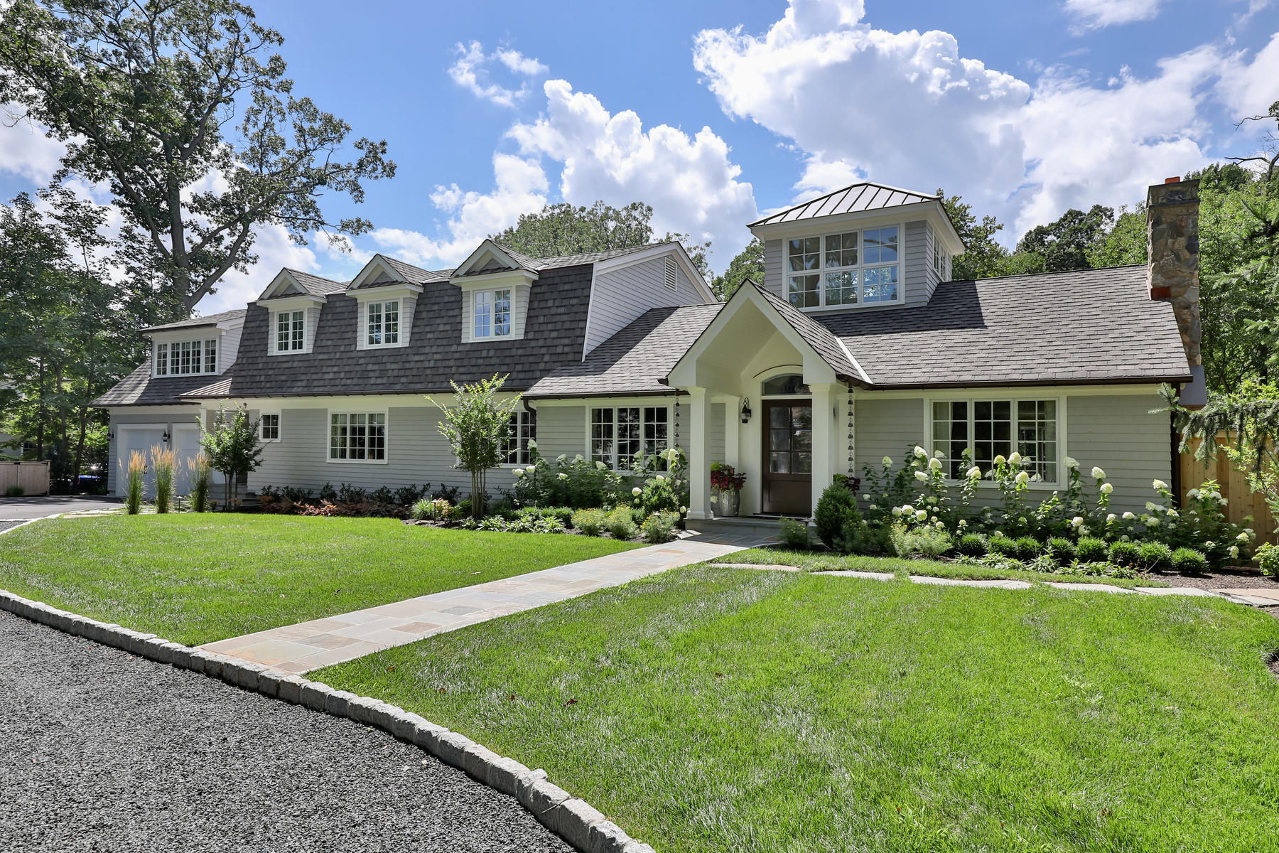 Maison unifamiliale pour l Vente à Spectacular Custom Colonial 3 Wood Lane, Rumson, New Jersey 07760 États-Unis