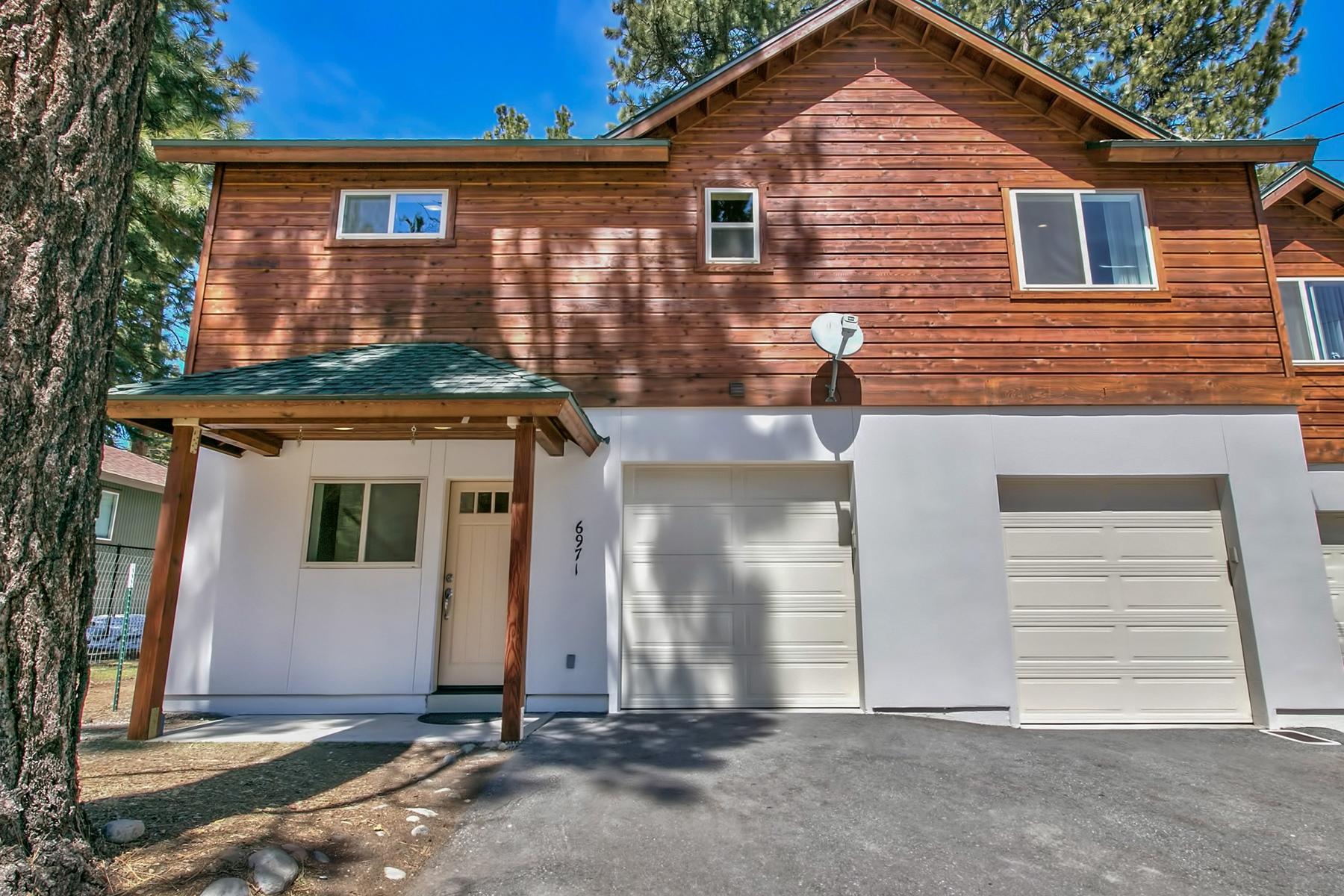 Maison unifamiliale pour l Vente à 6971 Toyon Road 6971 Toyon Road Tahoe Vista, Californie, 96148 Lake Tahoe, États-Unis