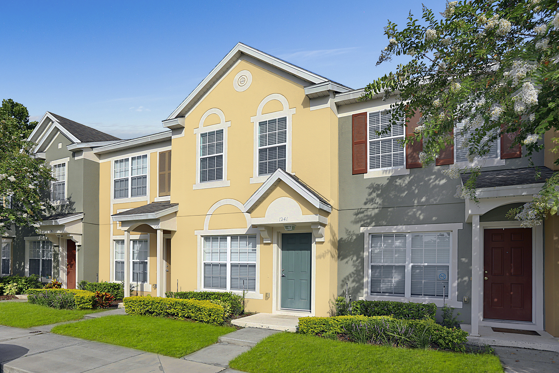 townhouses for Sale at SANFORD 1241 Stockton Dr Sanford, Florida 32771 United States