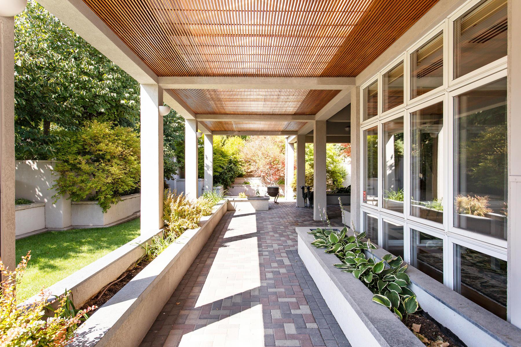 Single Family Homes for Sale at Architectural Gem 1066 N Oak Forest Rd Salt Lake City, Utah 84103 United States