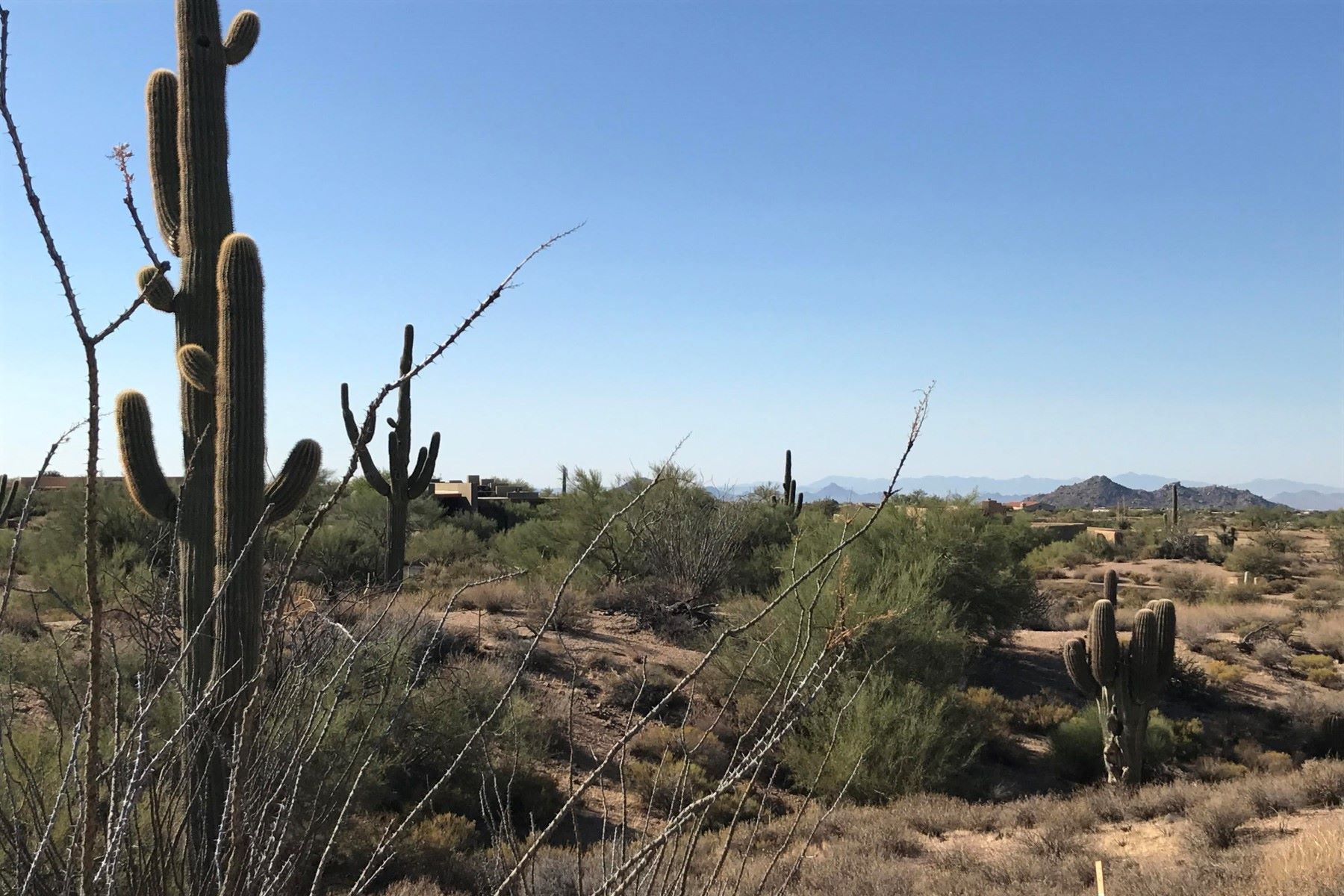 Land for Sale at Elevated lot in Desert Mountain 9946 E HAPPY HOLLOW DR 157, Scottsdale, Arizona, 85262 United States