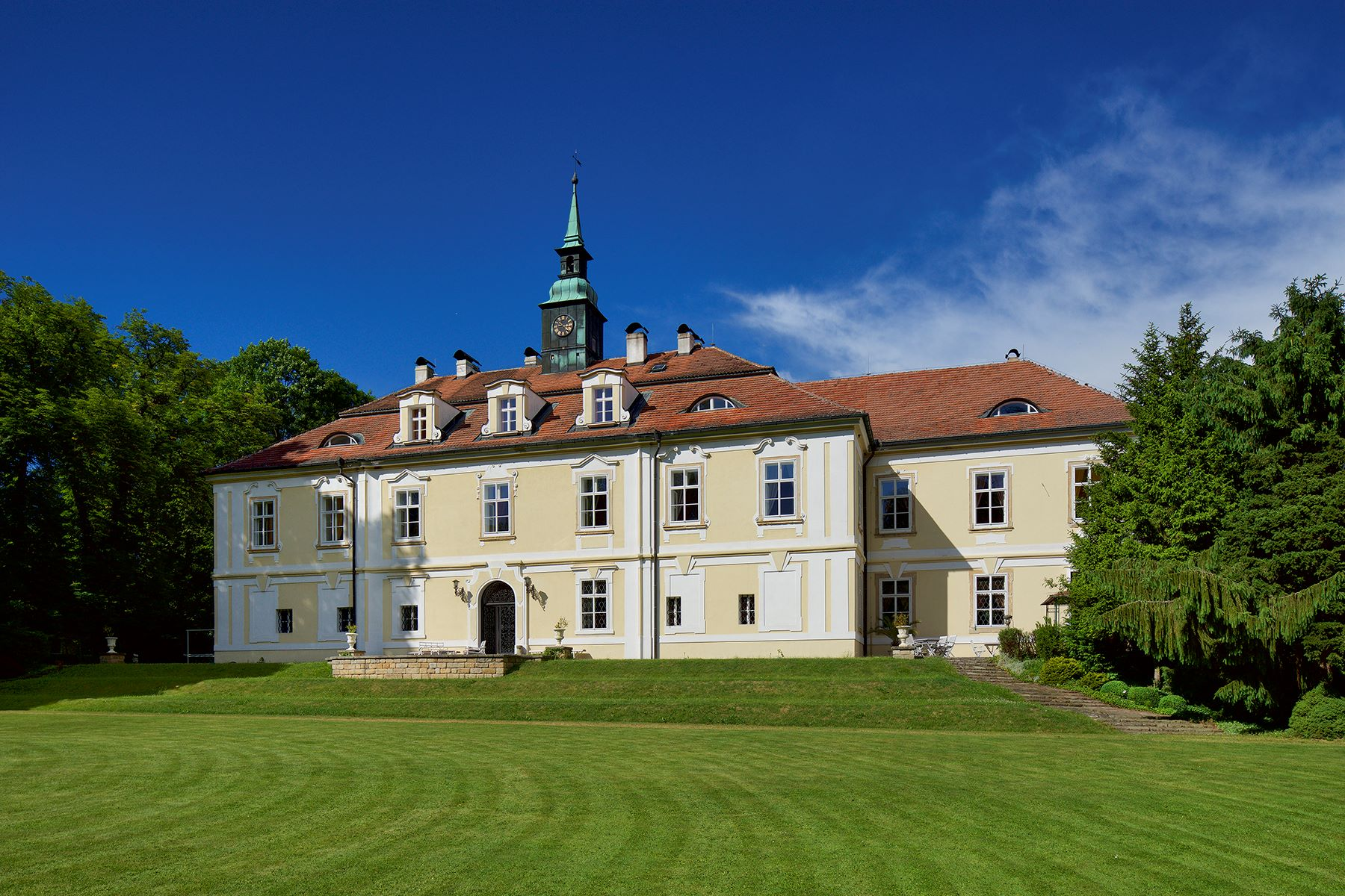 Single Family Home for Sale at Renaissance Castle in Central Bohemia Other Central Bohemia, Central Bohemia, Czech Republic