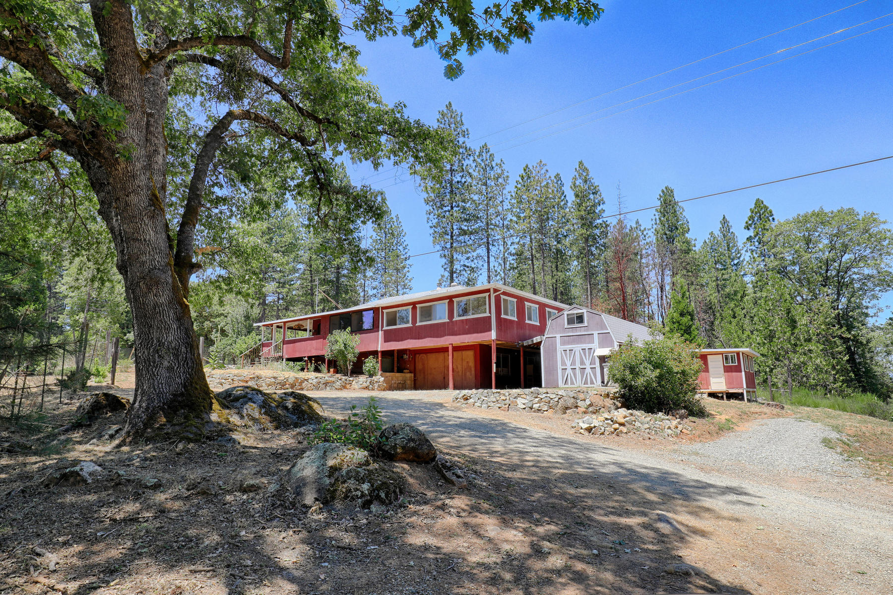 Single Family Homes por un Venta en 24590 Copel Lane, Nevada City, CA 95959 24590 Copel Lane Nevada City, California 95959 Estados Unidos