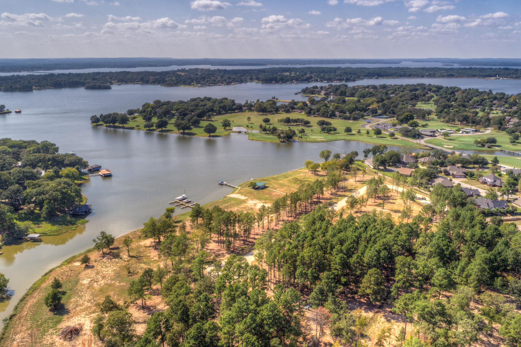 Land for Sale at Magnificent Lake Palestine Lakefront Lot 22222 Mallards Cove Court Bullard, Texas 75757 United States